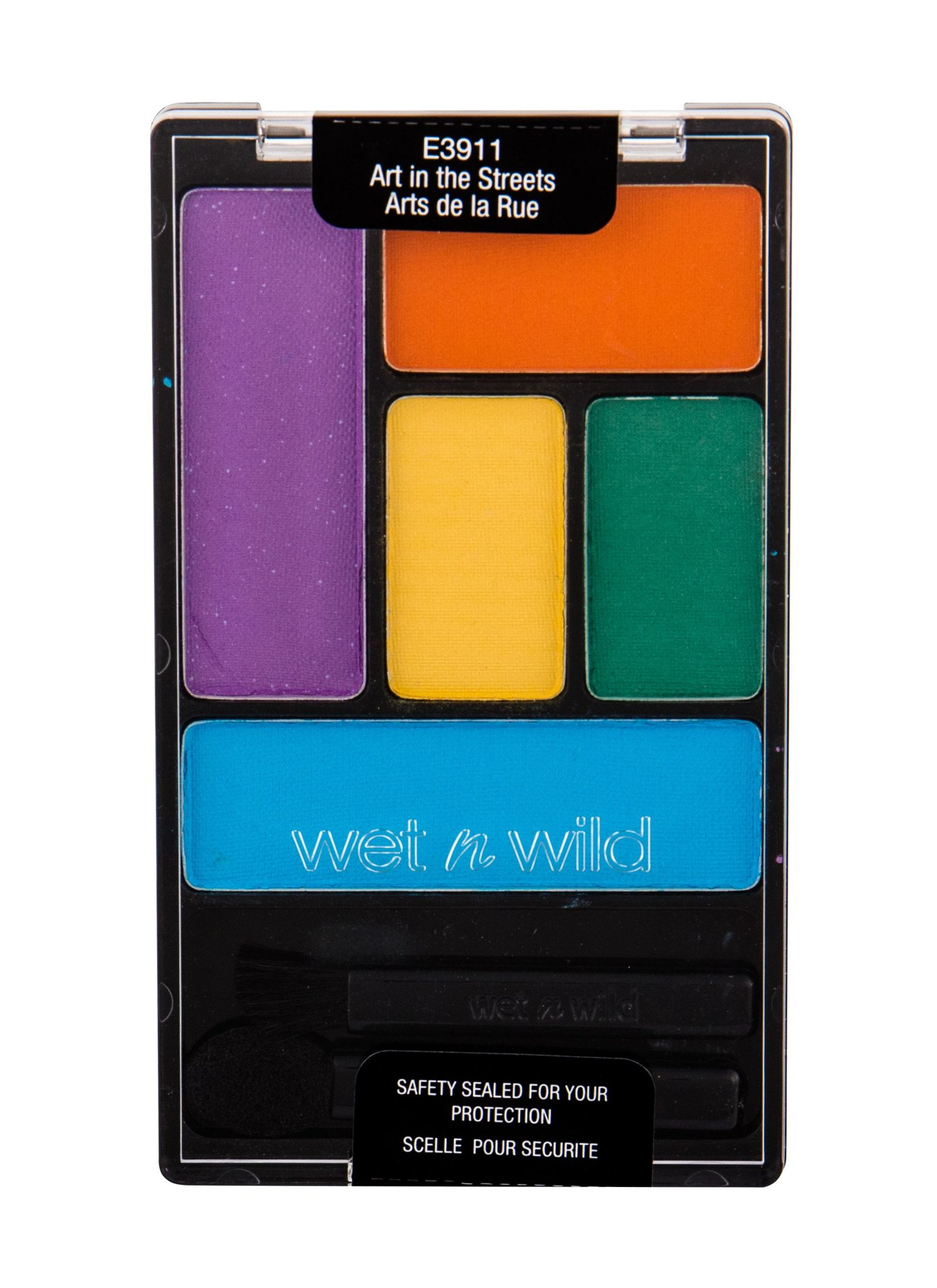 Wet n Wild Color Icon Eye Shadow 6ml Art In The Streets