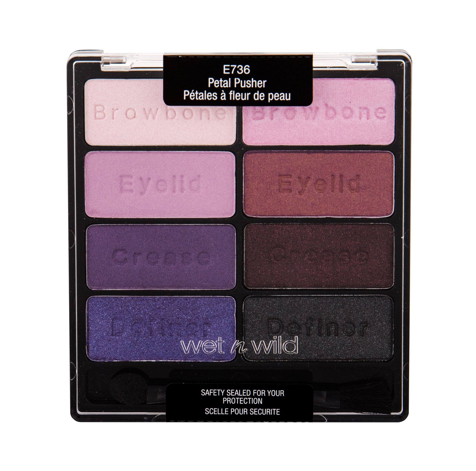 Wet n Wild Color Icon Eye Shadow 8,5ml Petal Pusher EyeShadow Collection
