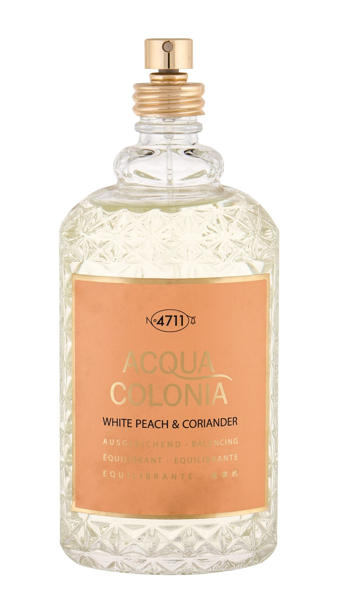 4711 Acqua Colonia White Peach & Coriander Eau de Cologne 170ml