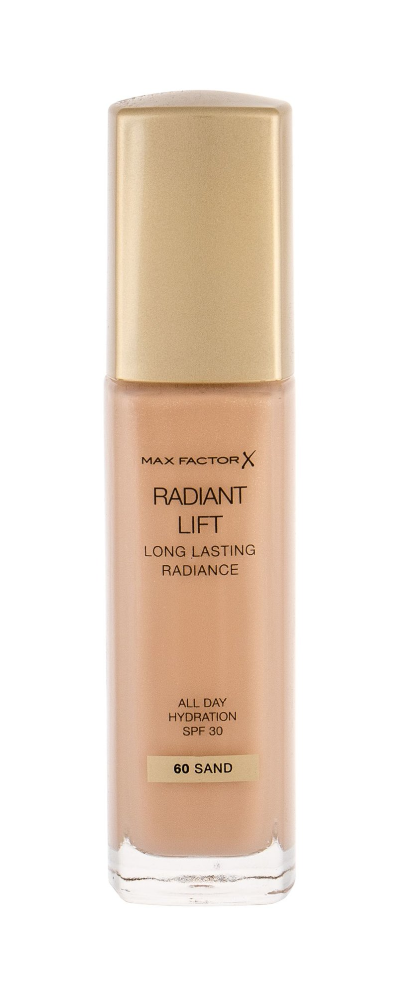 Max Factor Radiant Lift Makeup 30ml 60 Sand