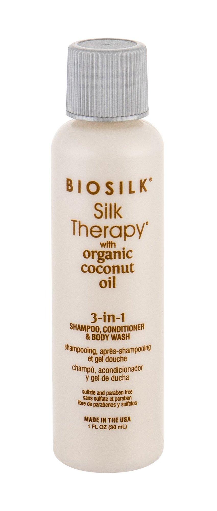 Farouk Systems Biosilk Silk Therapy Shampoo 30ml
