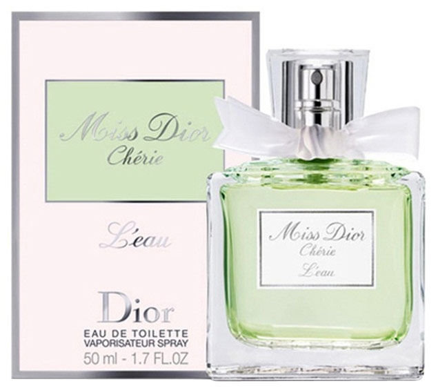 Christian Dior Miss Dior Chérie L´Eau EDT 100ml