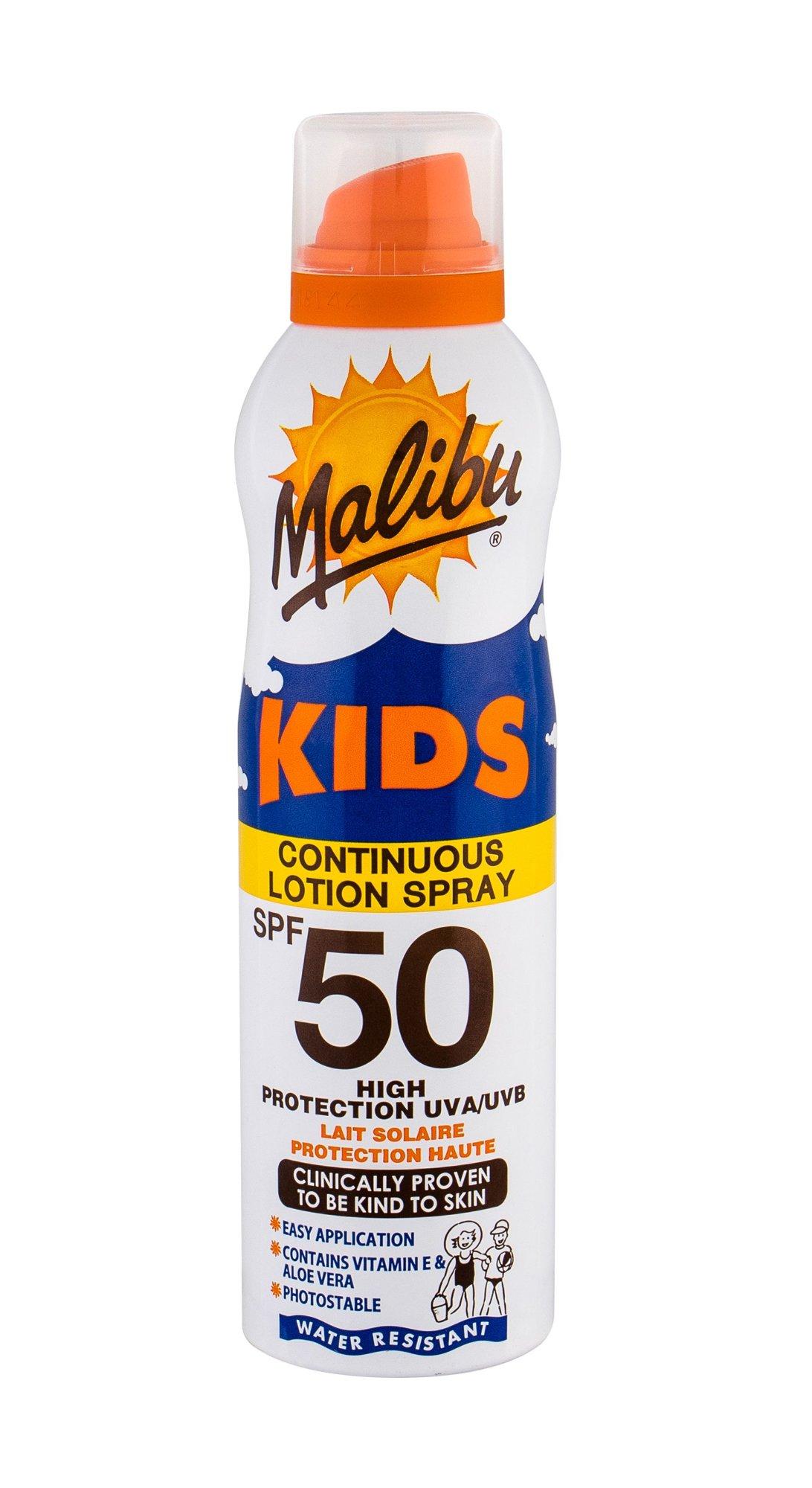 Malibu Kids Sun Body Lotion 175ml