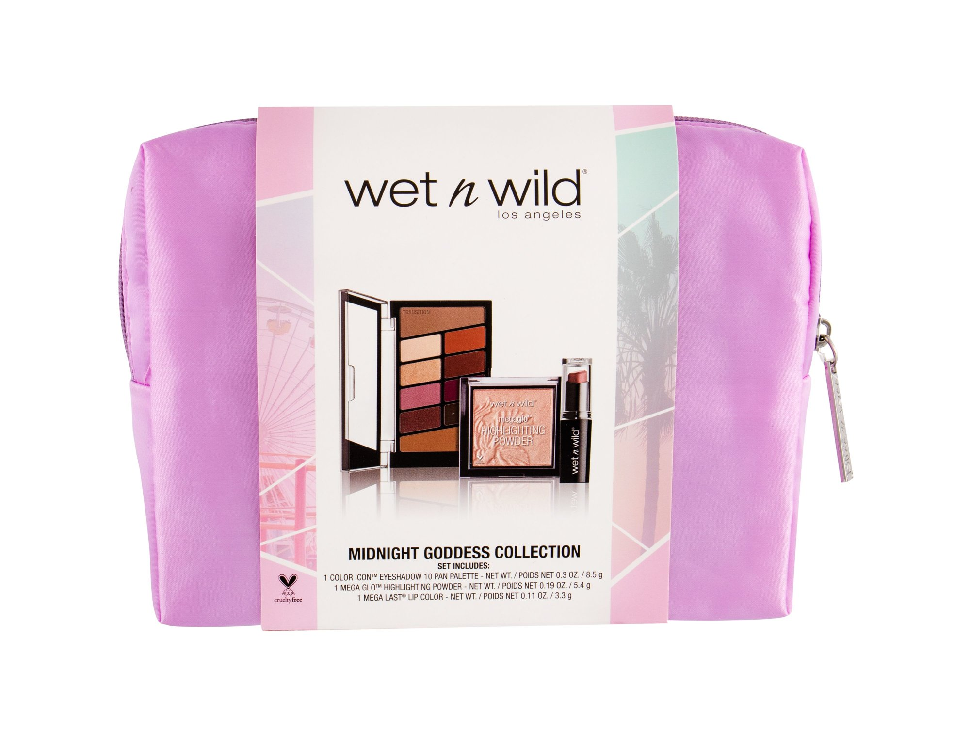 Wet n Wild Color Icon Eye Shadow 8,5ml Rosé In The Air