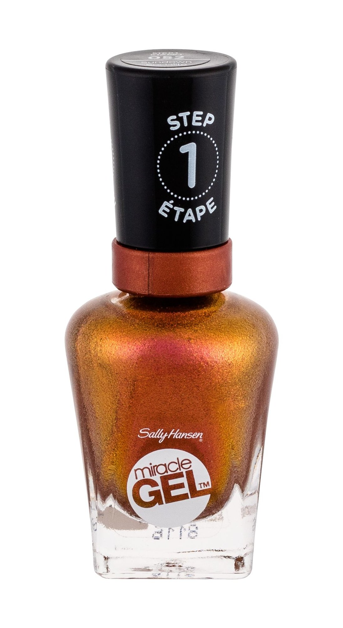 Sally Hansen Miracle Gel Nail Polish 14,7ml 052 Sundown Socialite