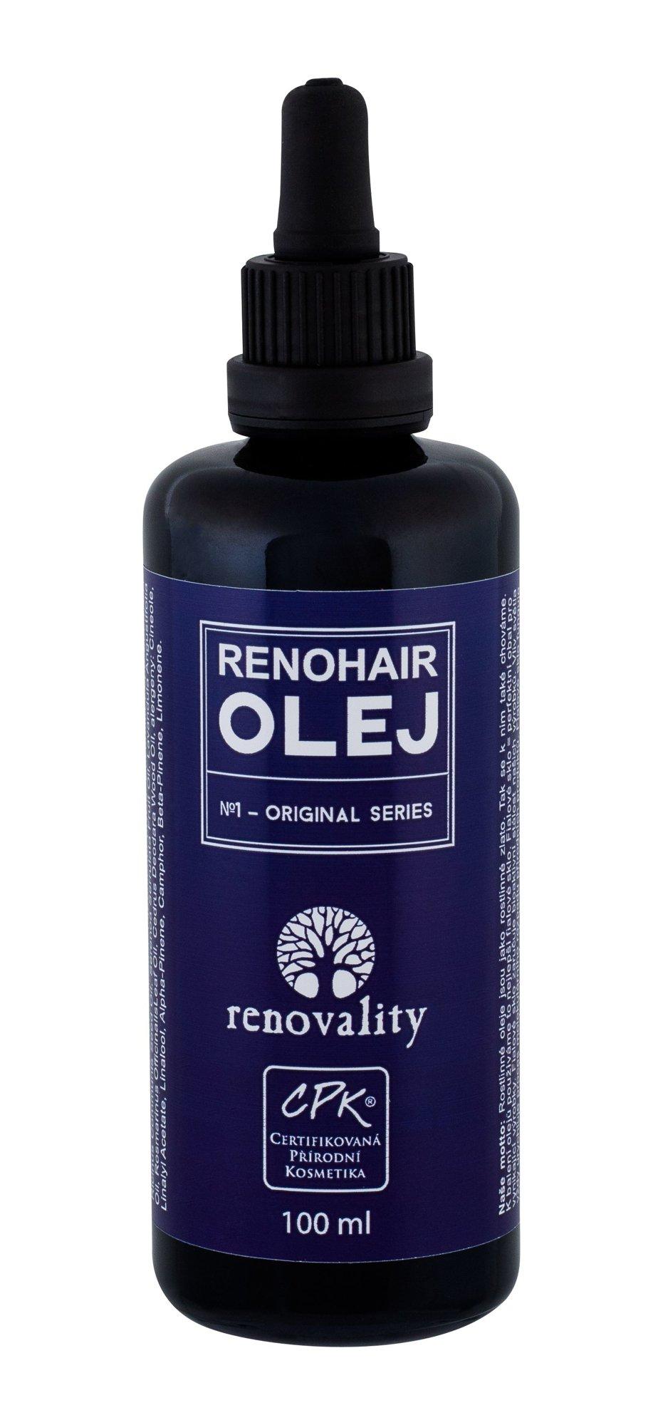 Renovality Original Series Hair Oils and Serum 100ml  Renohair Oil