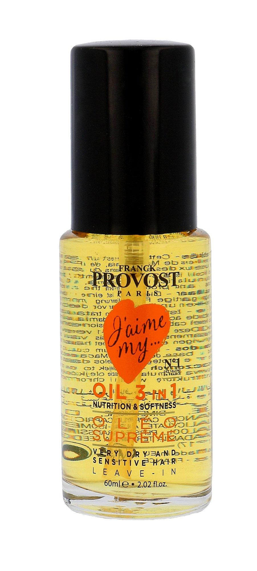 FRANCK PROVOST PARIS J´Aime My... Hair Oils and Serum 60ml
