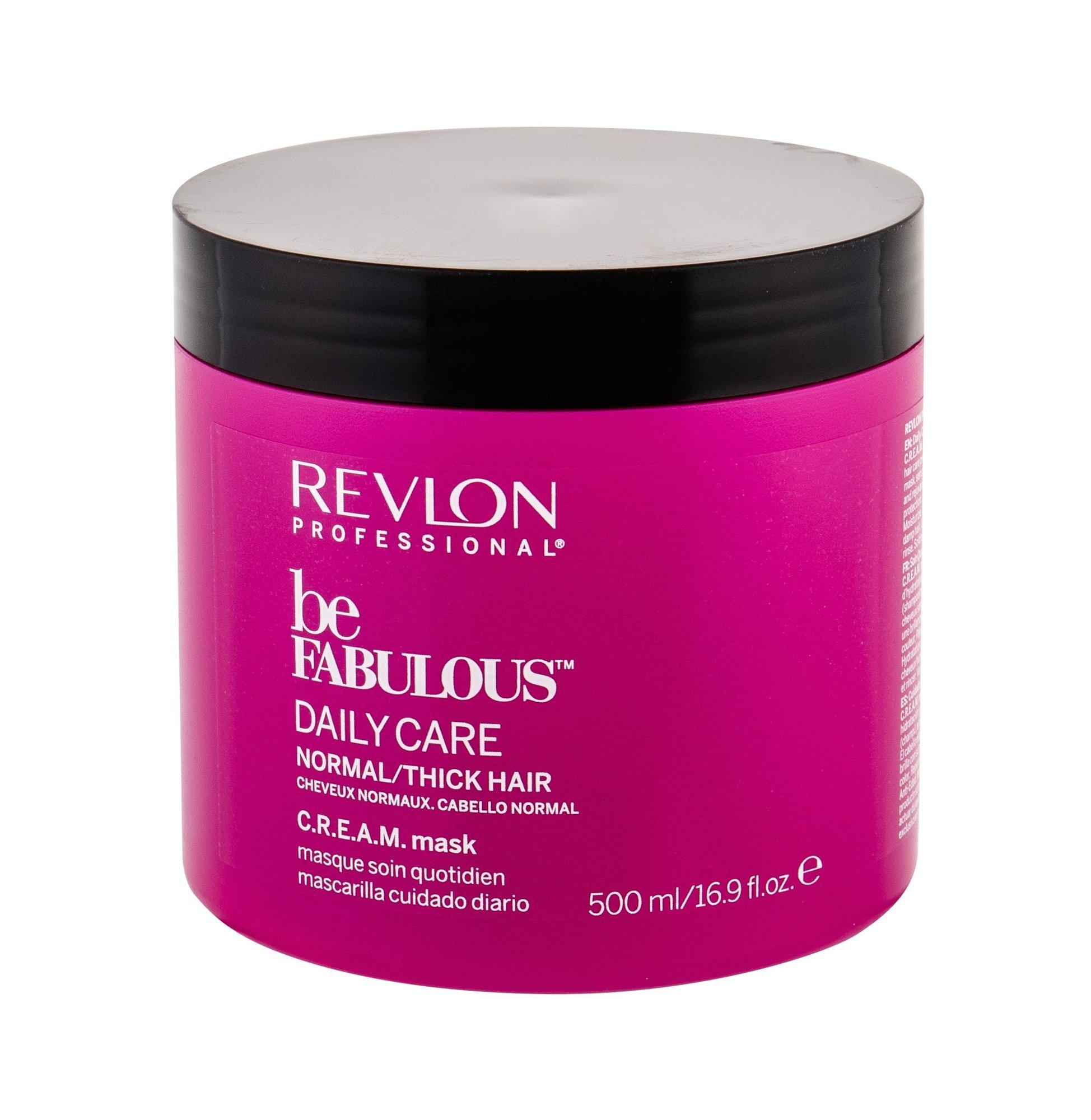 Revlon Professional Be Fabulous Hair Mask 500ml
