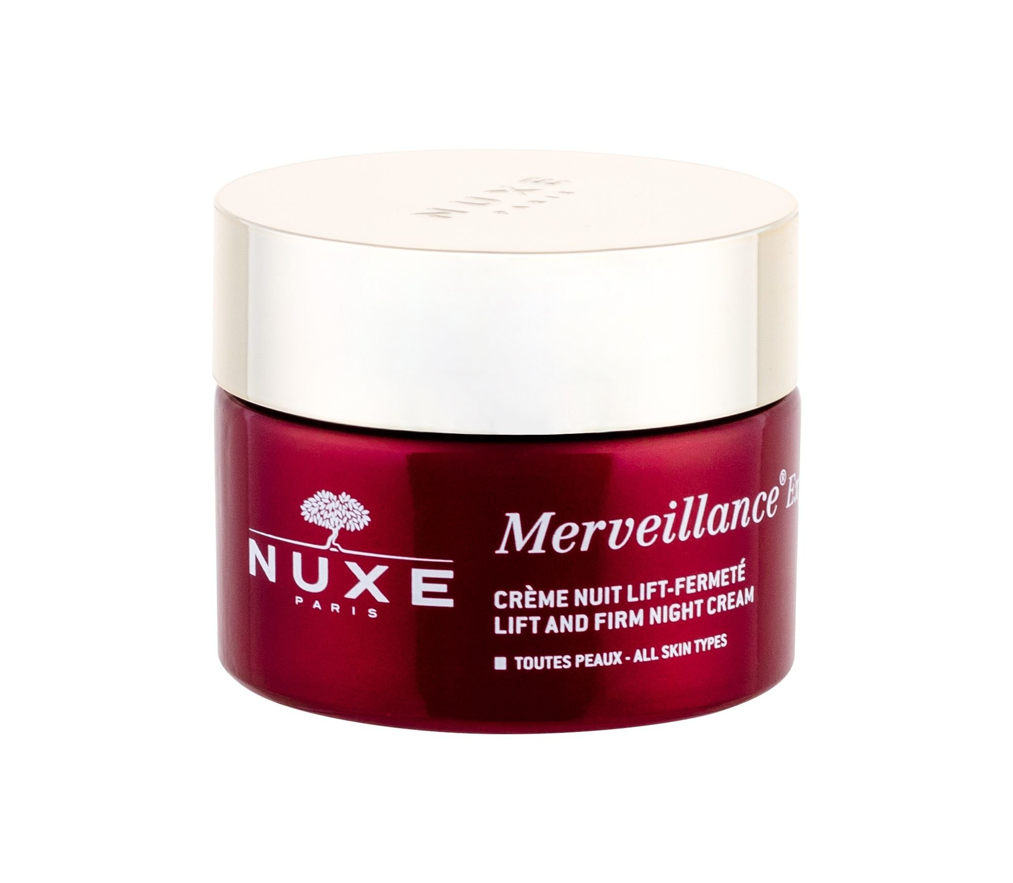 NUXE Merveillance Expert Night Skin Cream 50ml