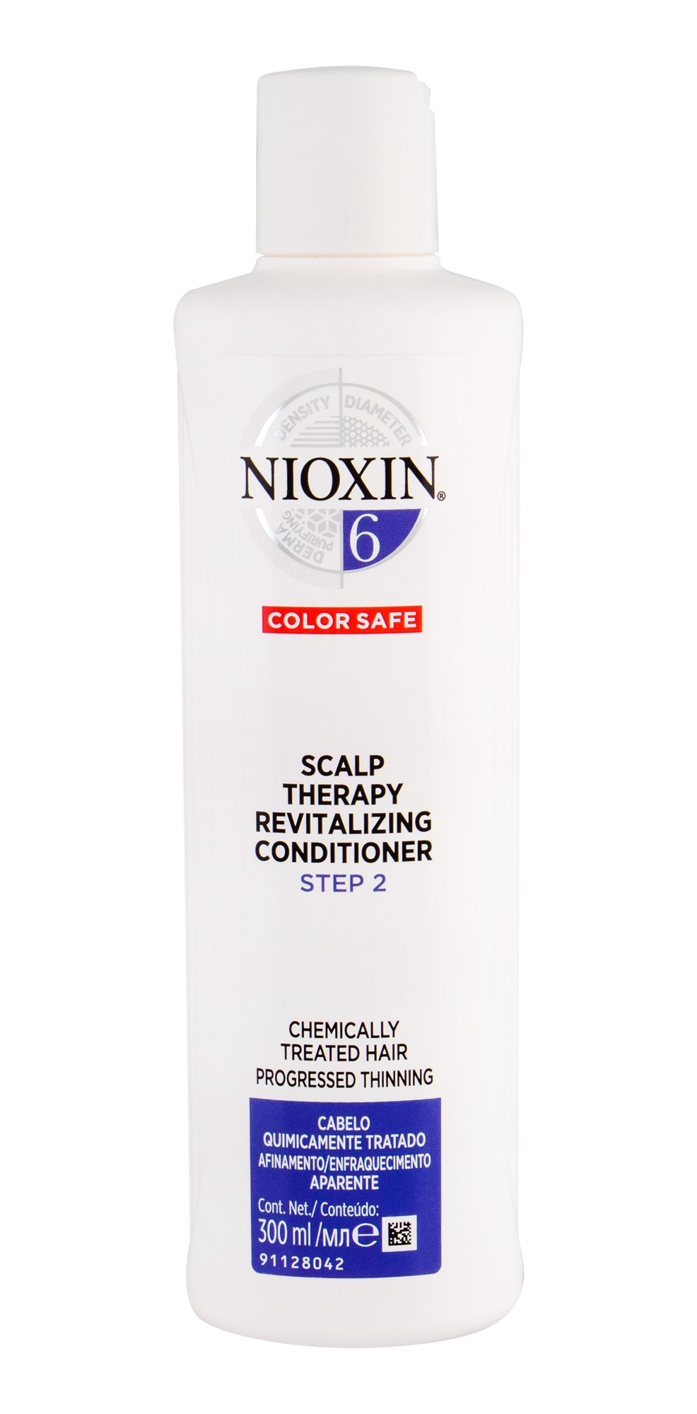 Nioxin System 6 Conditioner 300ml  Scalp Therapy