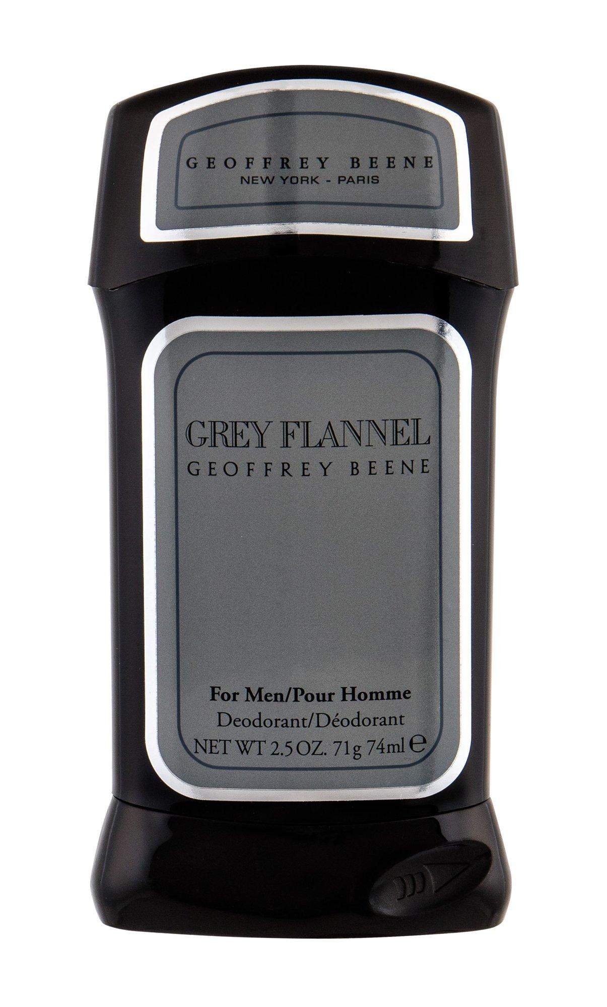 Geoffrey Beene Grey Flannel Deodorant 74ml