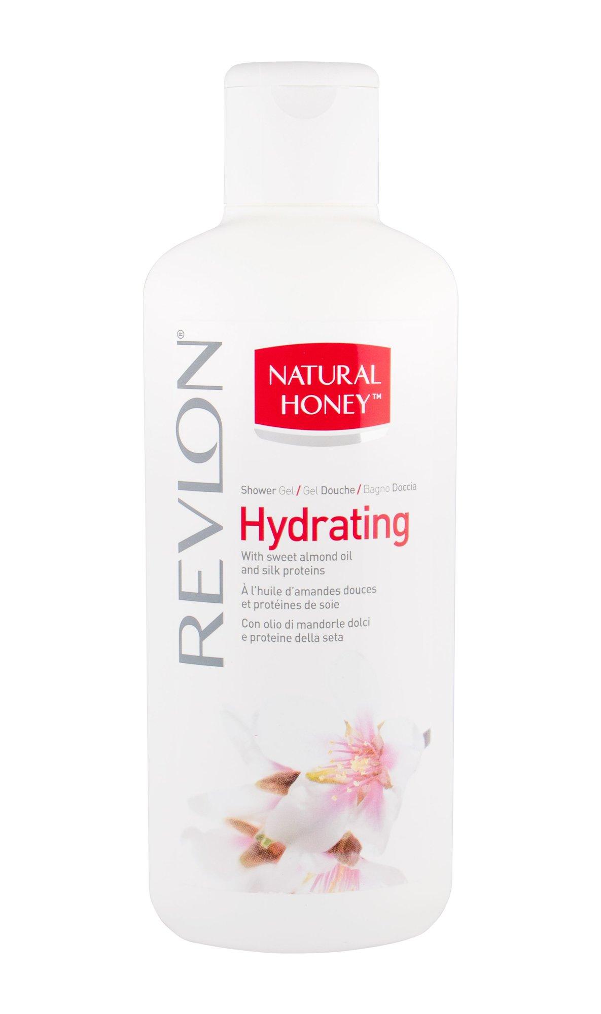 Revlon Natural Honey Shower Gel 650ml