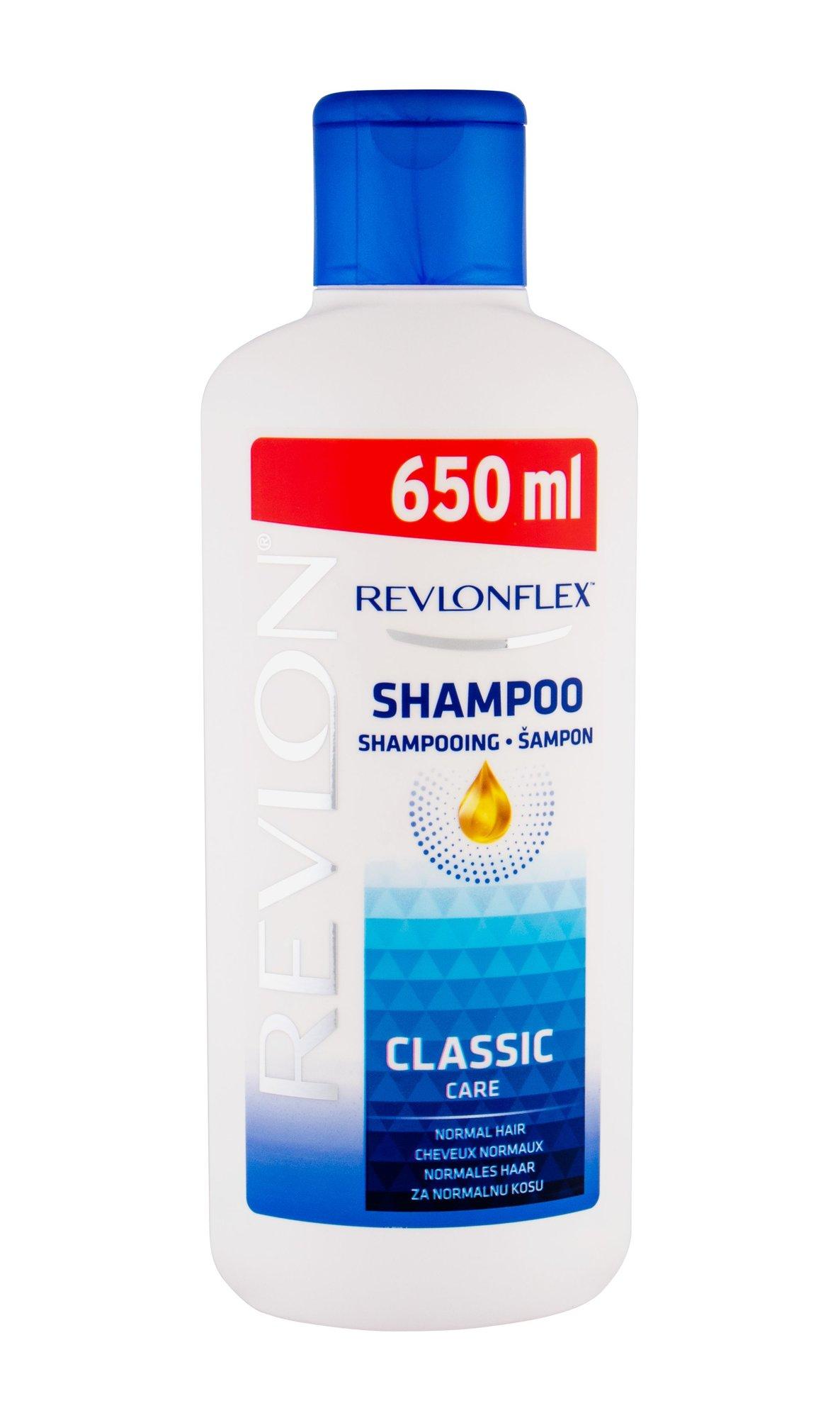 Revlon Revlonflex Shampoo 650ml