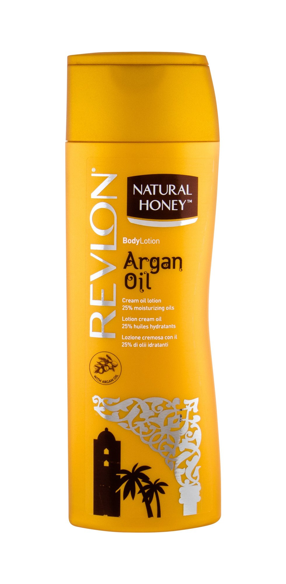 Revlon Natural Honey Body Lotion 330ml