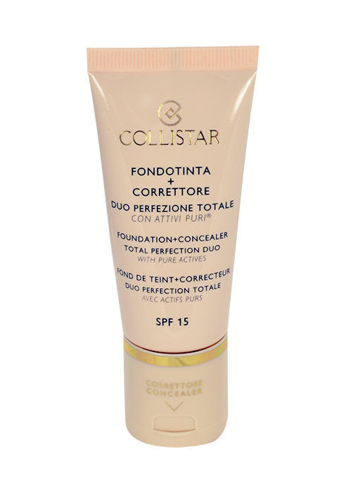 Collistar Foundation + Concealer Cosmetic 30ml 2