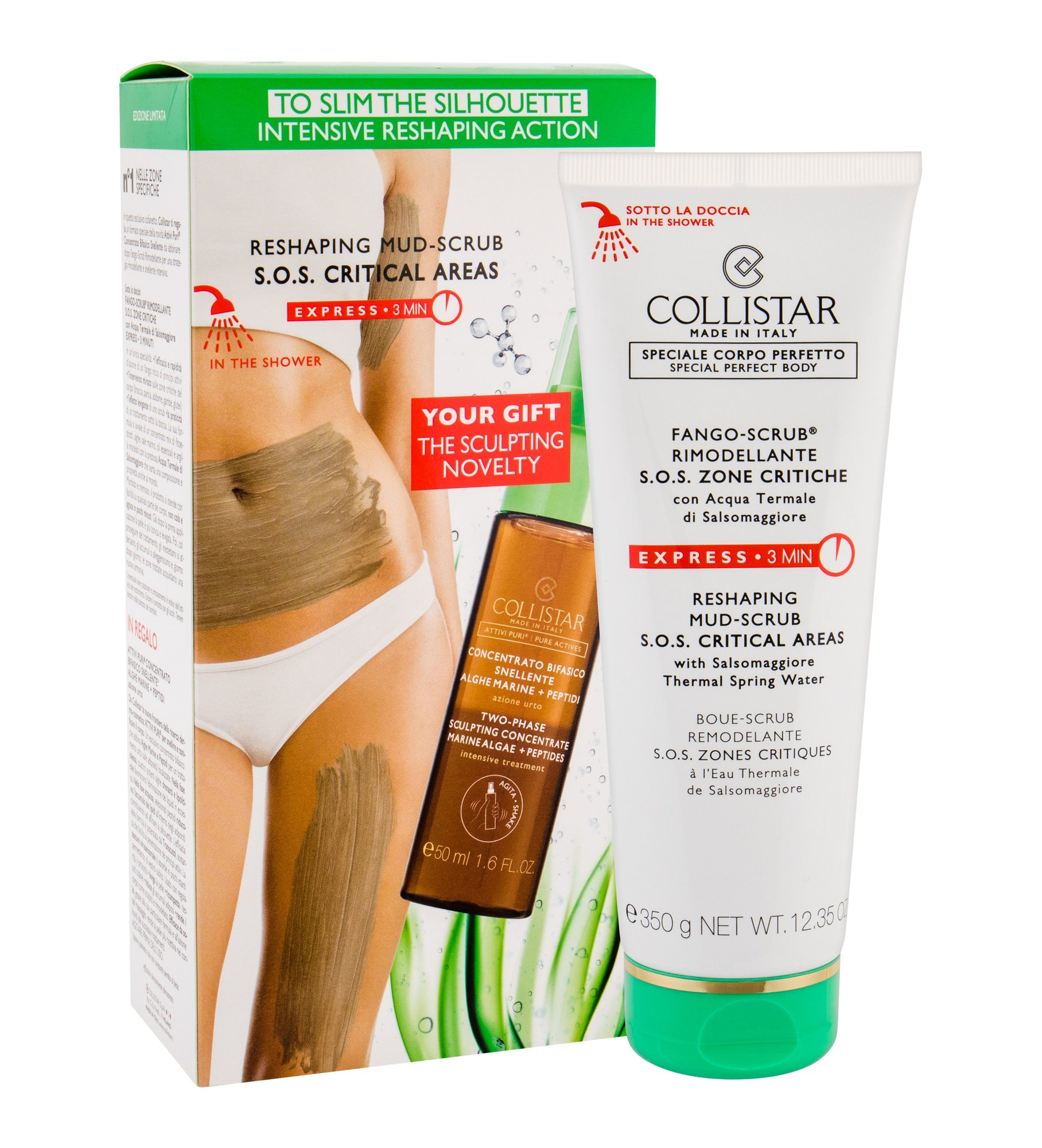 Collistar Special Perfect Body Body Peeling 350ml