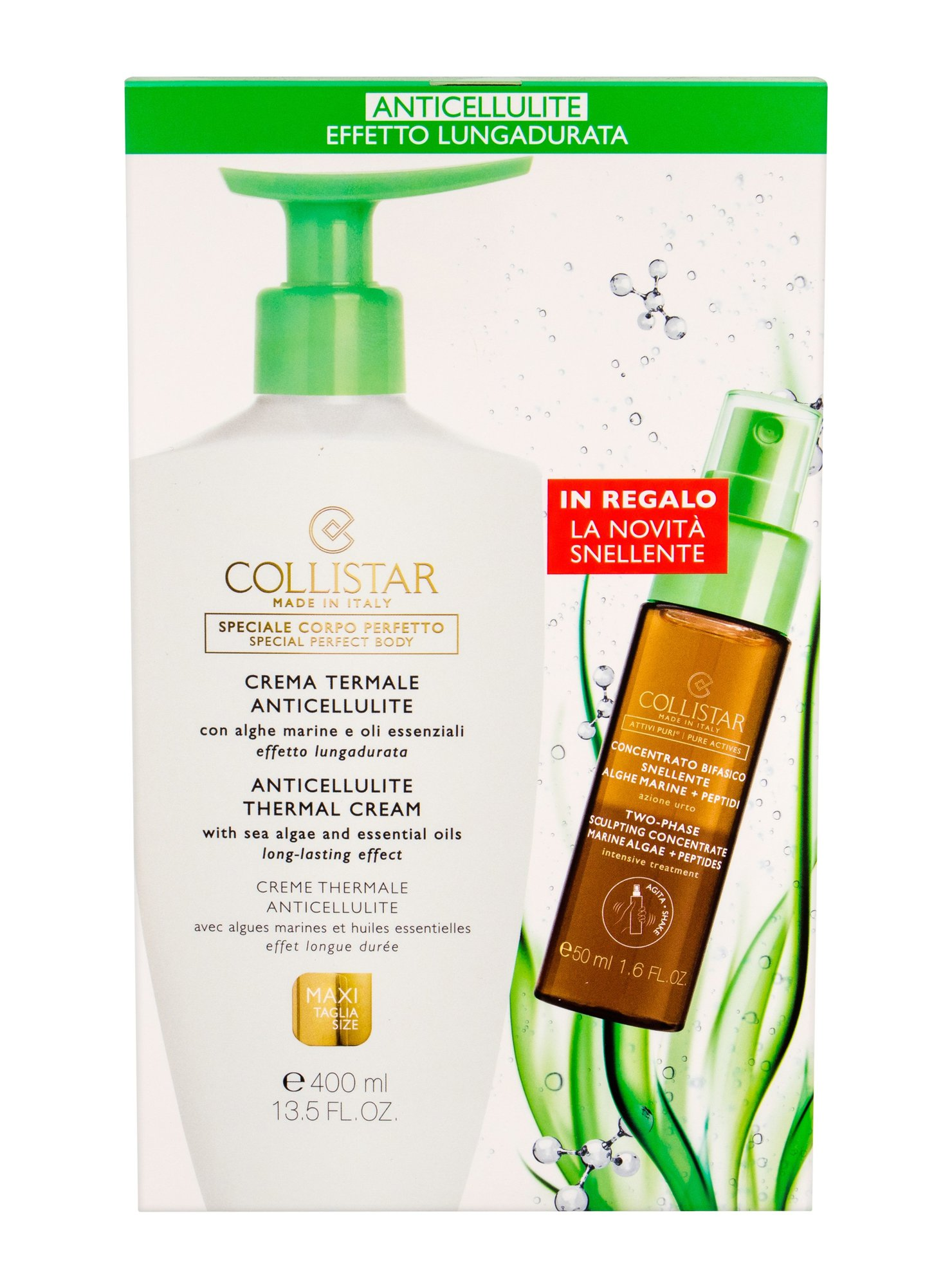 Collistar Special Perfect Body Body Cream 400ml
