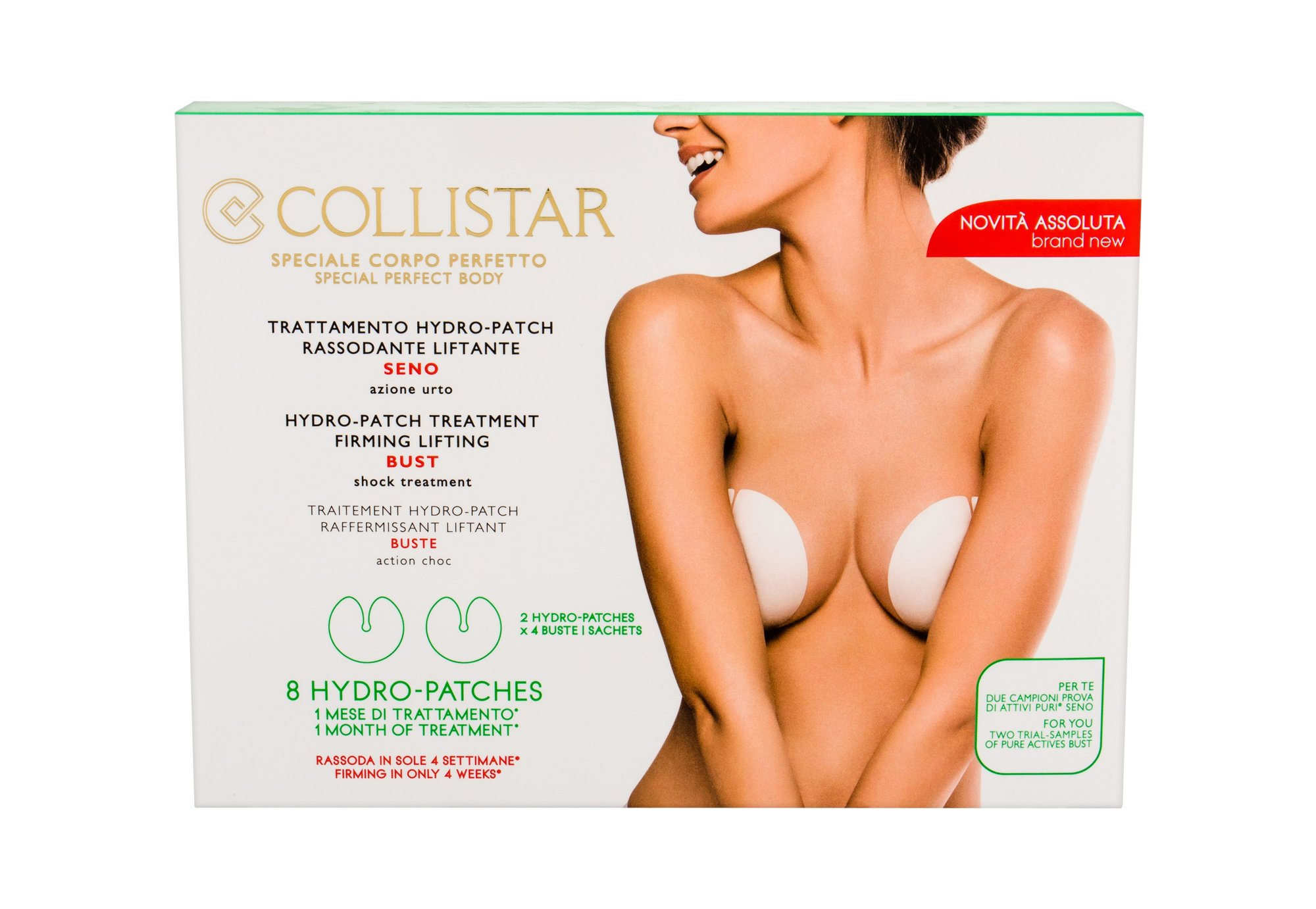 Collistar Special Perfect Body Bust Care 8ml