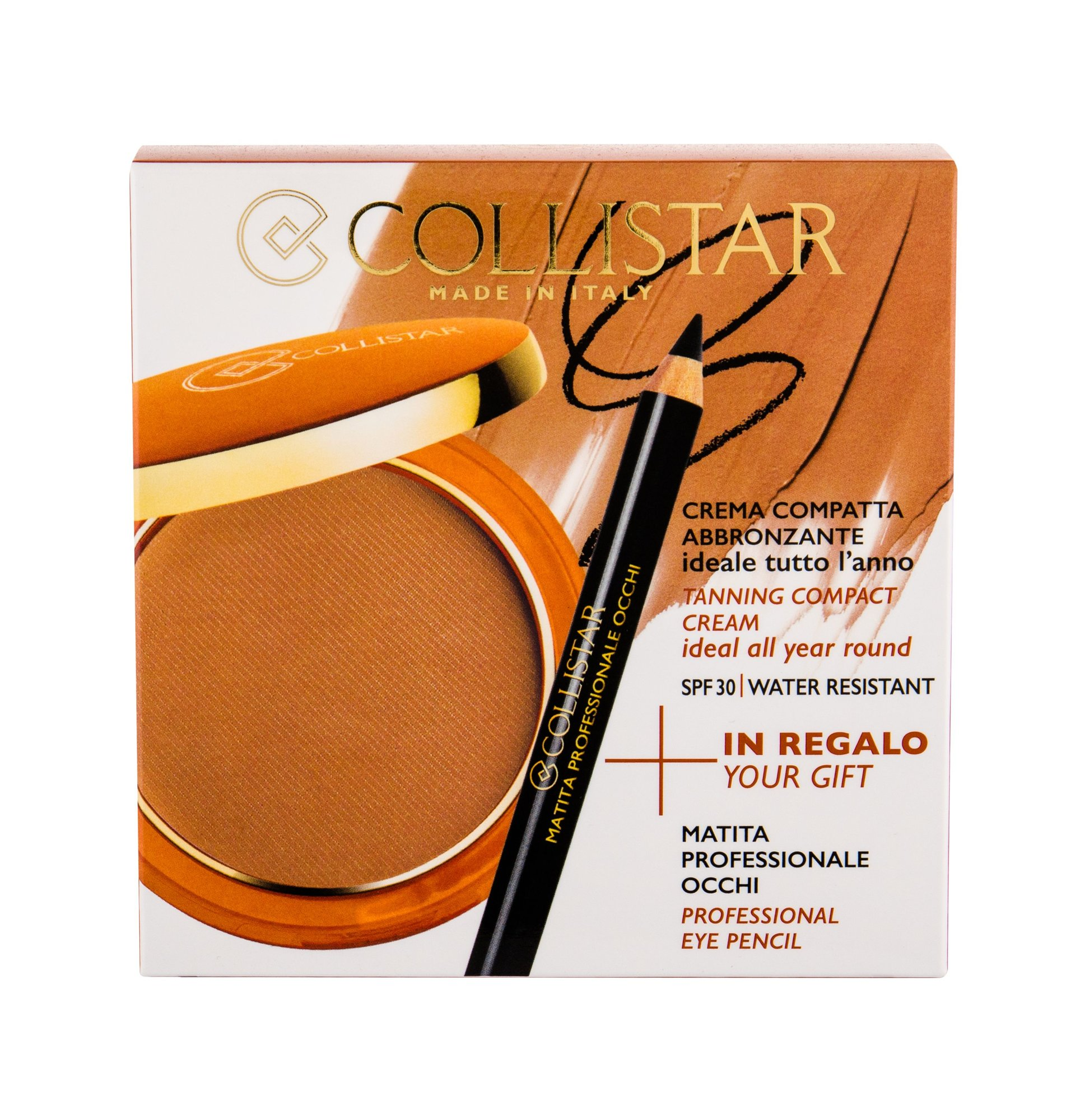 Collistar Tanning Compact Cream Powder 9ml 5 Seychelles