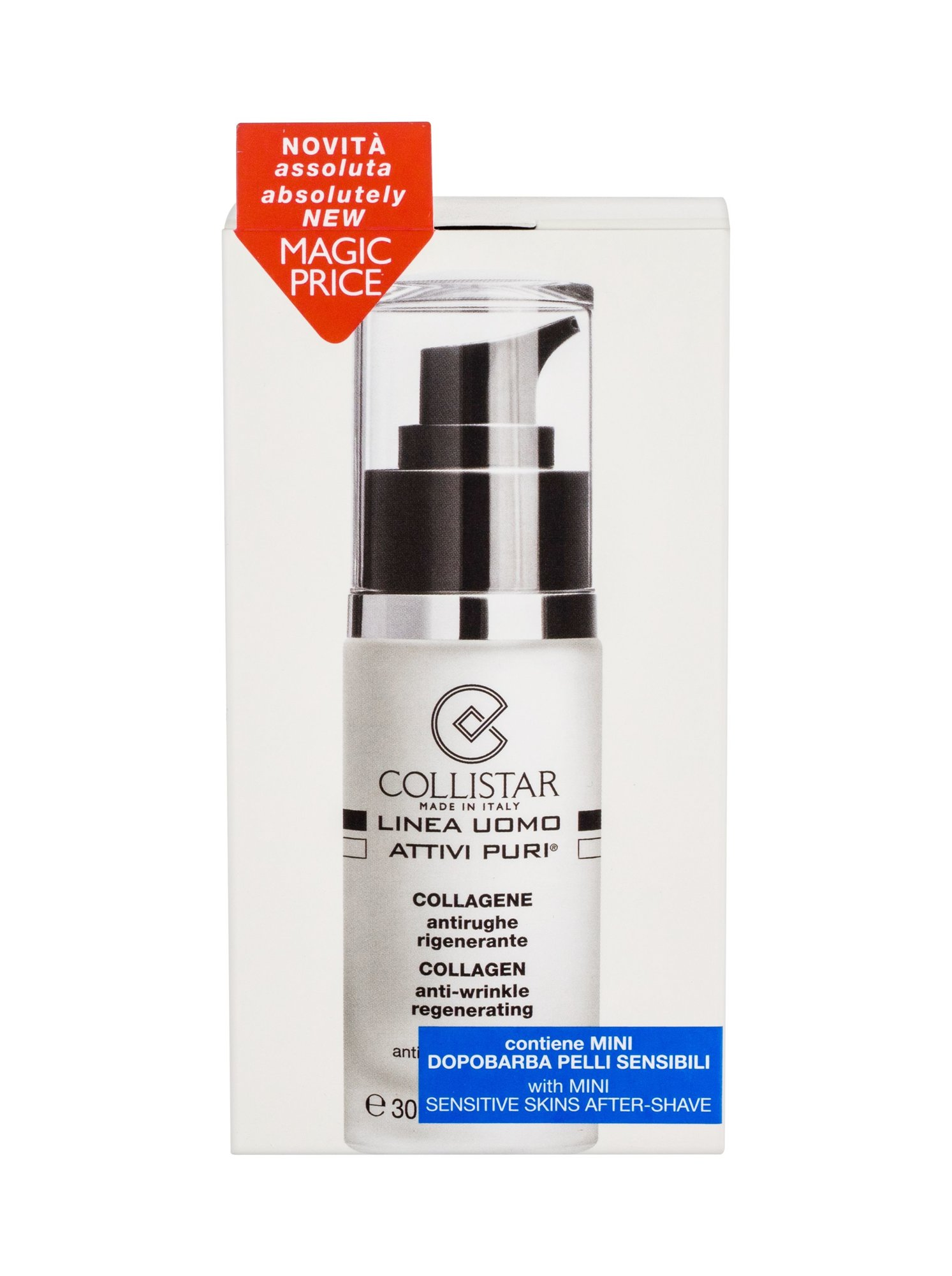 Collistar Linea Uomo Skin Serum 30ml