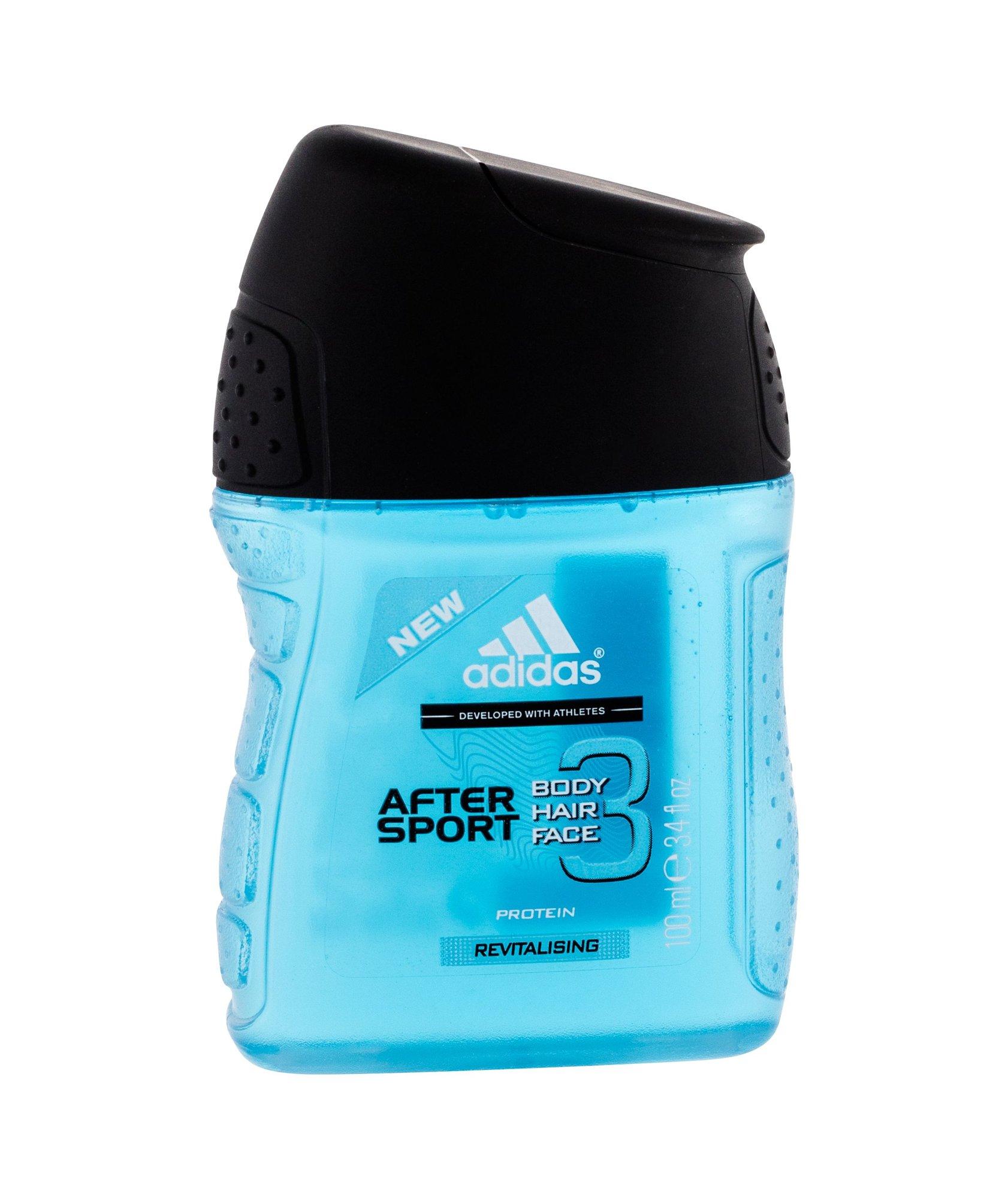 Adidas After Sport Shower Gel 100ml