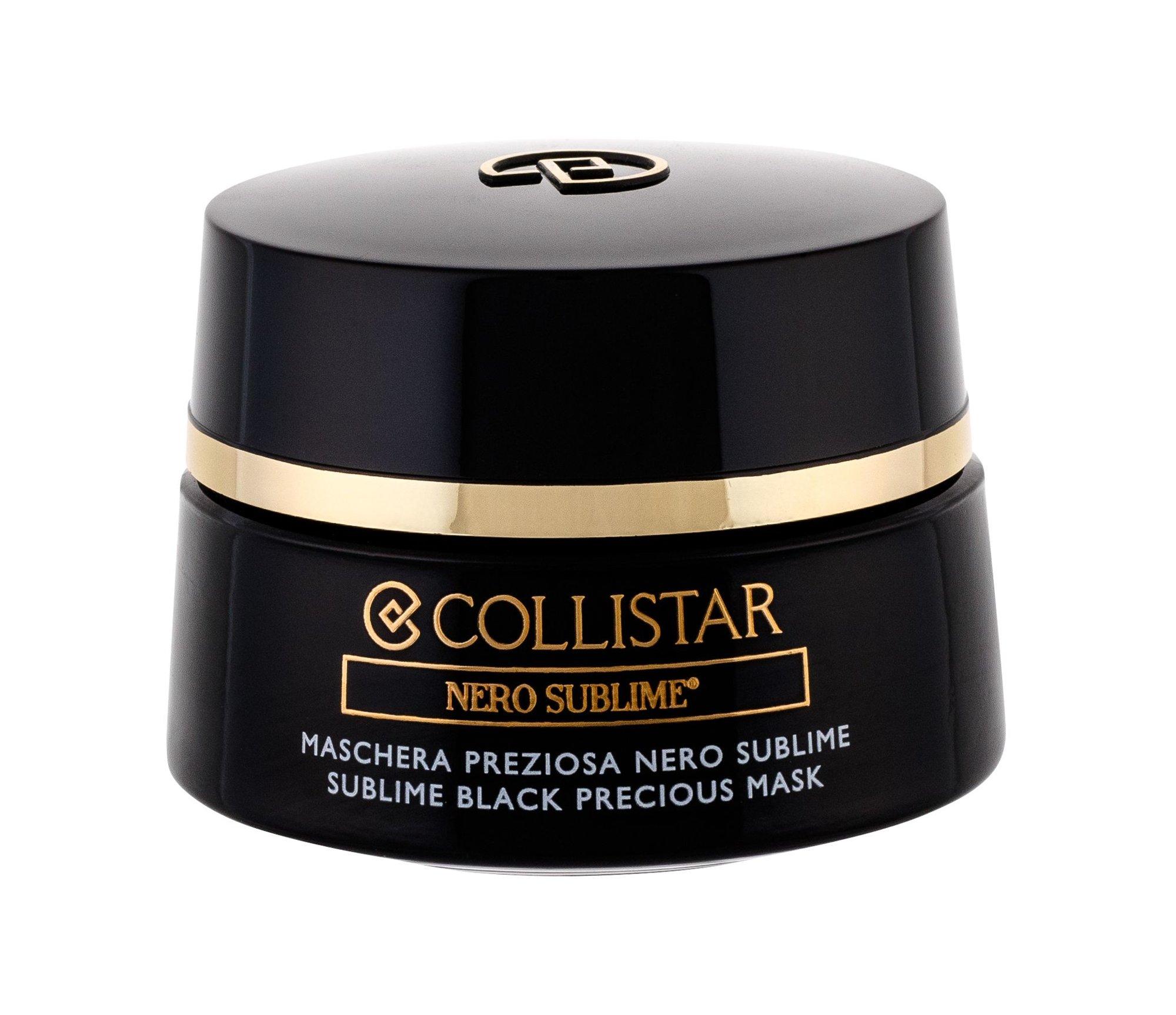 Collistar Nero Sublime Face Mask 50ml