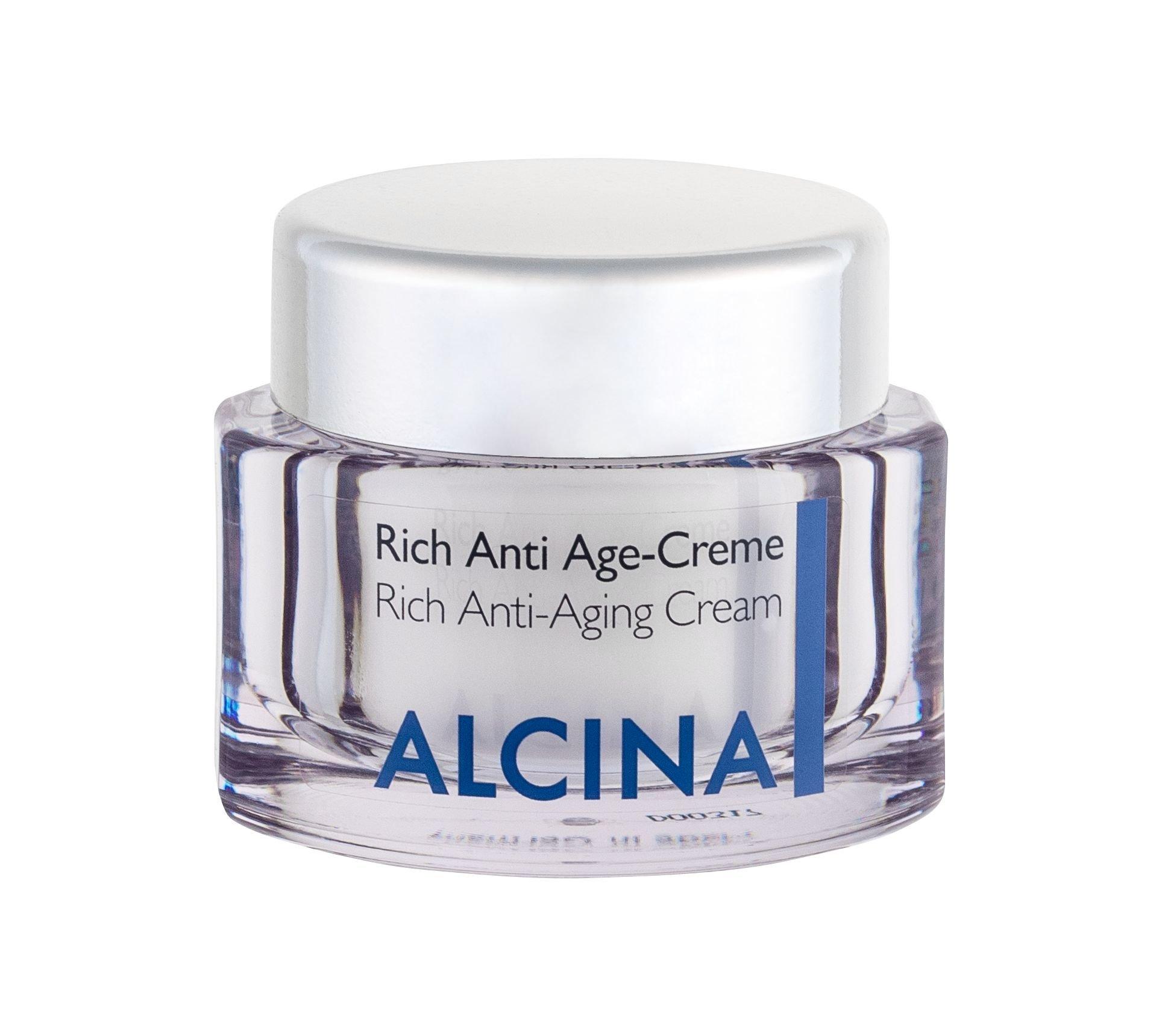 ALCINA Rich Anti-Aging Cream Day Cream 50ml