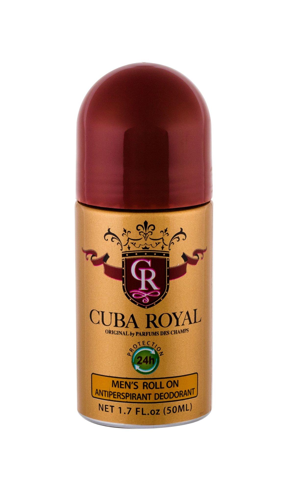 Cuba Royal Deodorant 50ml