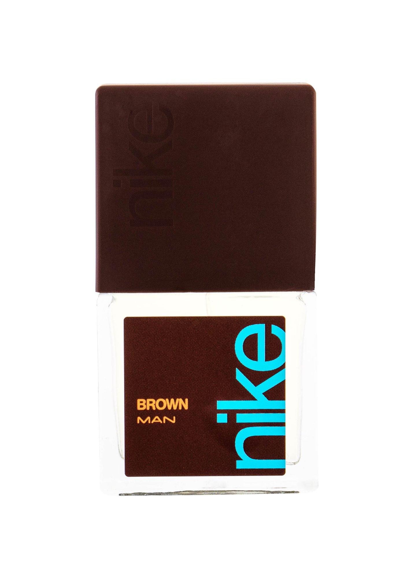 Nike Perfumes Brown Man Eau de Toilette 30ml