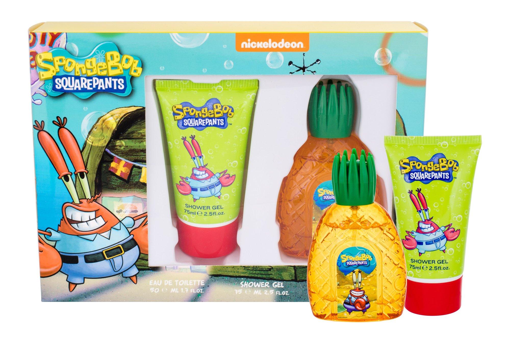 SpongeBob Squarepants Mr. Krabs Eau de Toilette 50ml
