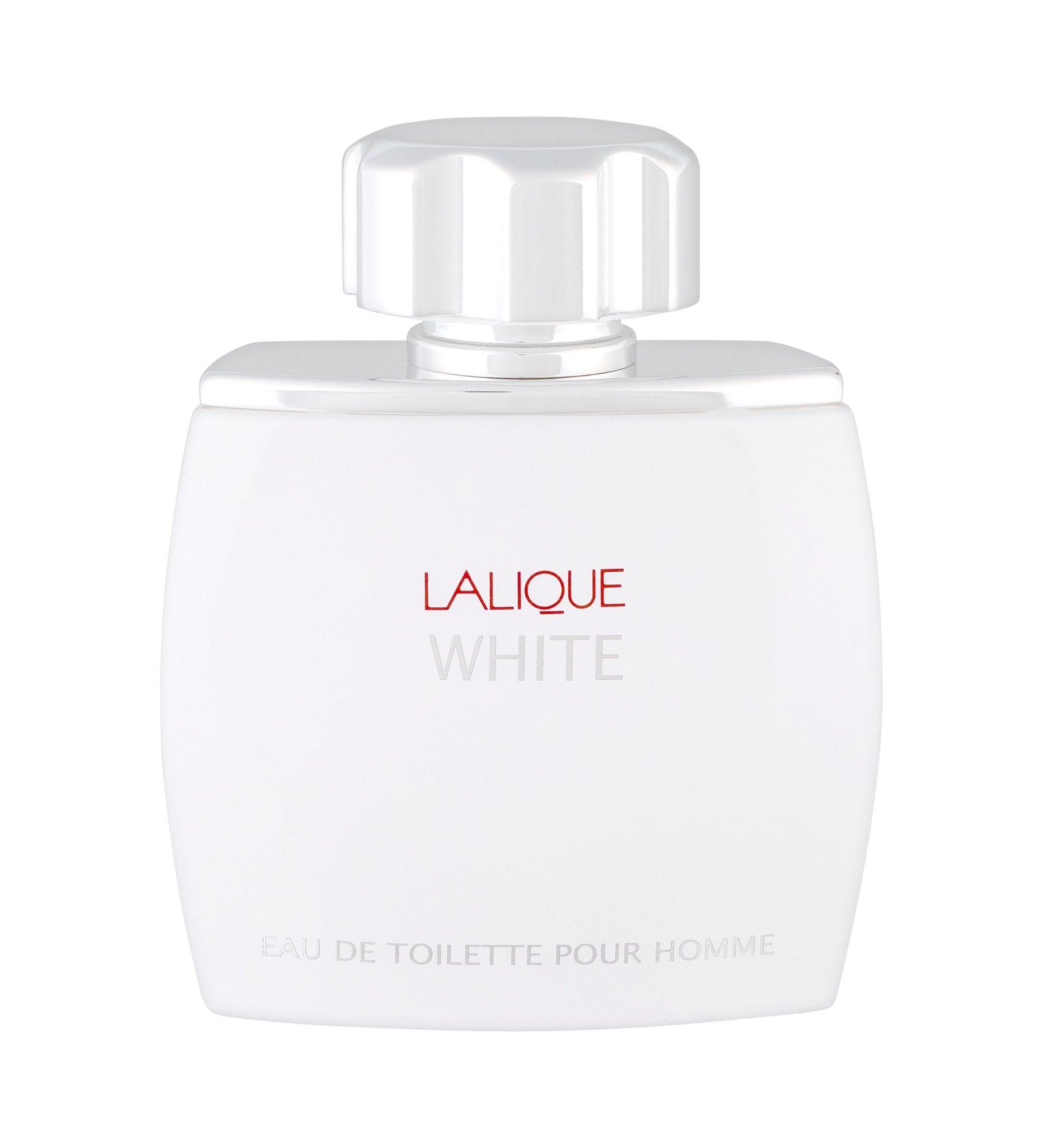 Lalique White Eau de Toilette 75ml