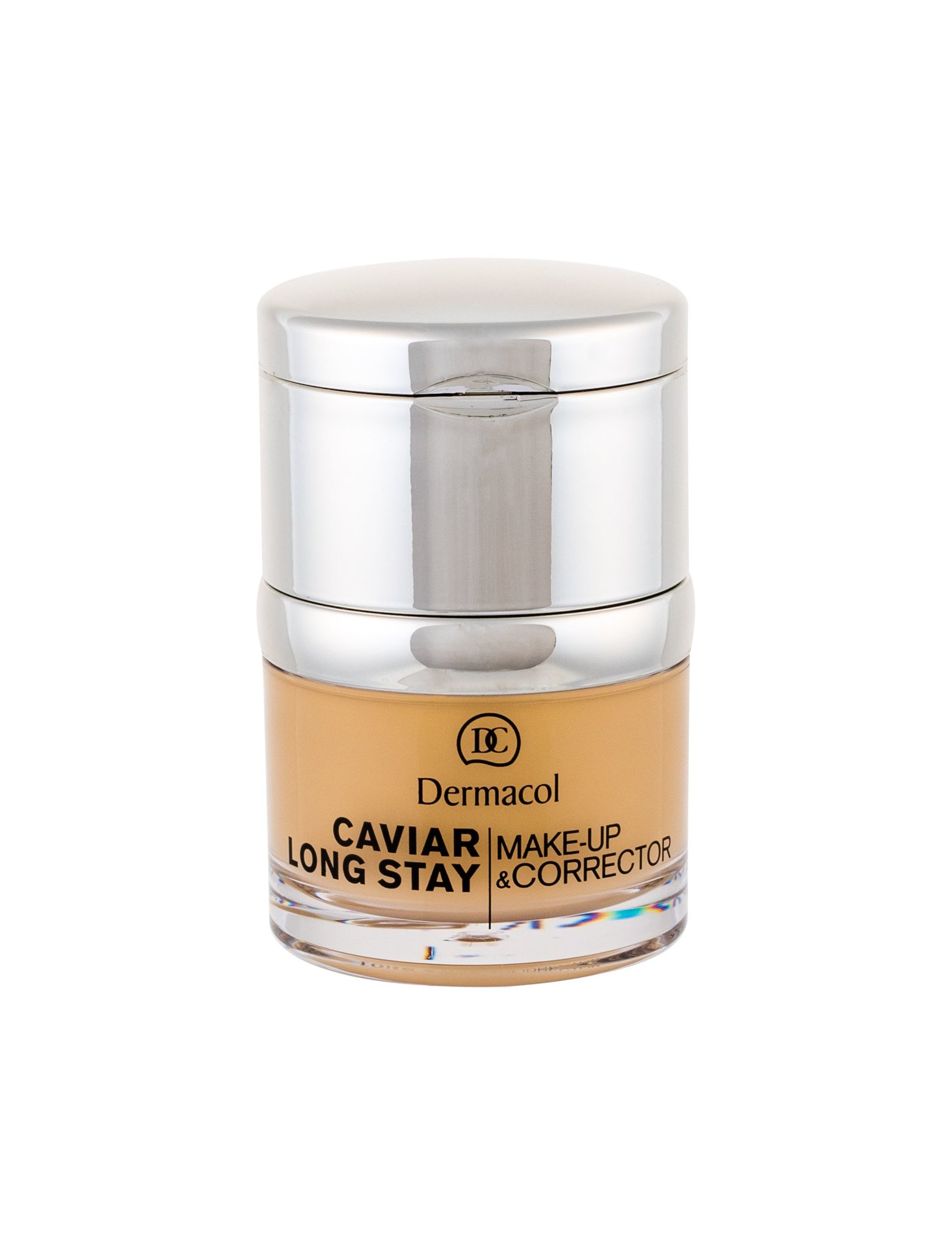 Dermacol Caviar Long Stay Makeup 30ml 1,5 Sand