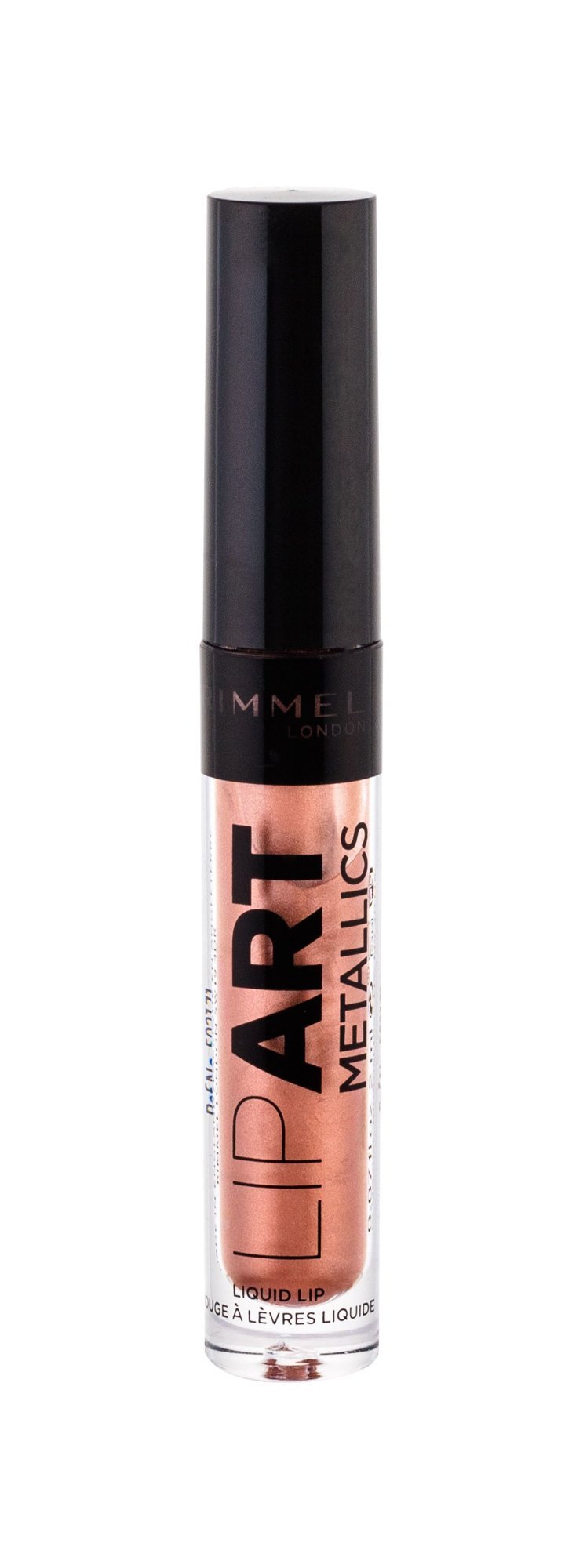 Rimmel London Lip Art Lip Gloss 2ml 040 Copper Rocker