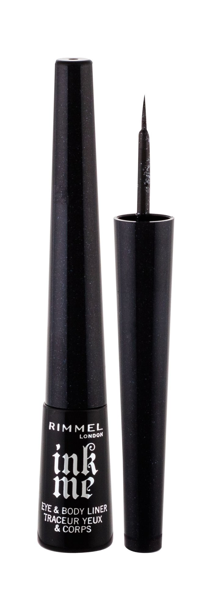 Rimmel London Ink Me Eye Line 2,5ml 002 Glitter Black
