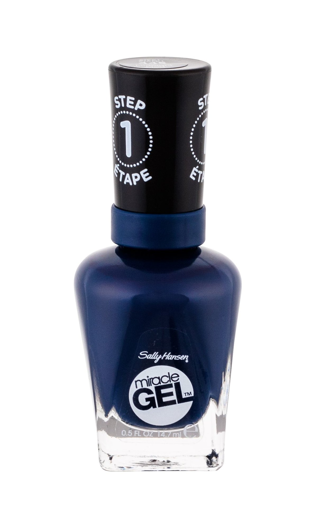 Sally Hansen Miracle Gel Nail Polish 14,7ml 445 Midnight Mod