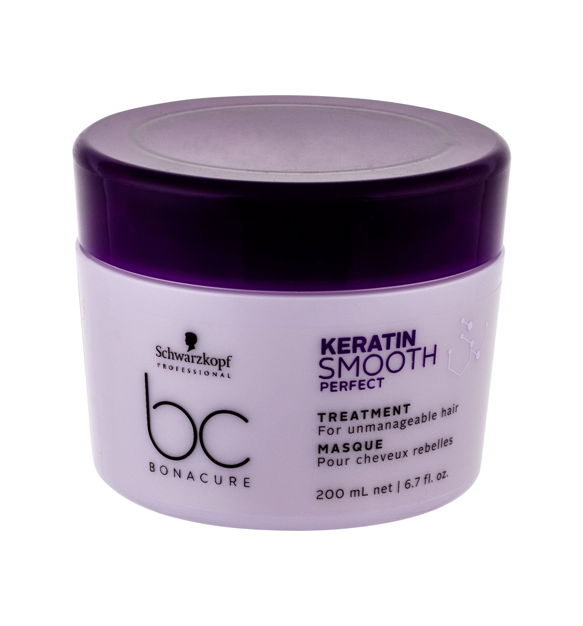 Schwarzkopf BC Bonacure Keratin Smooth Perfect Hair Mask 200ml