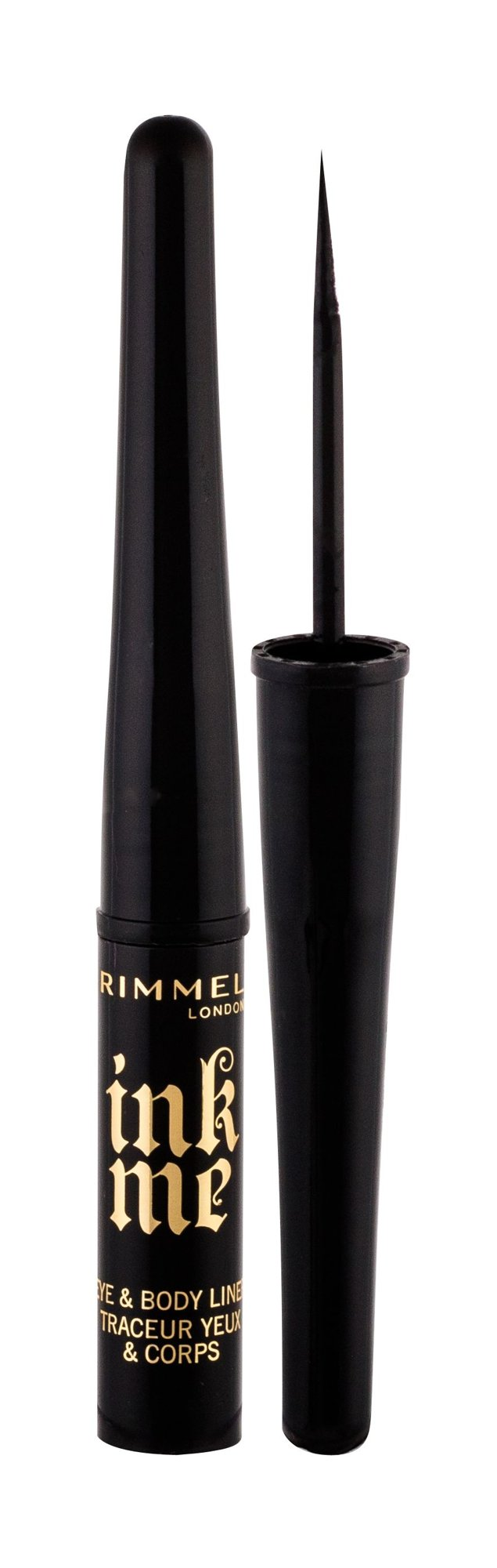 Rimmel London Ink Me Eye Line 3,5ml 001 Black