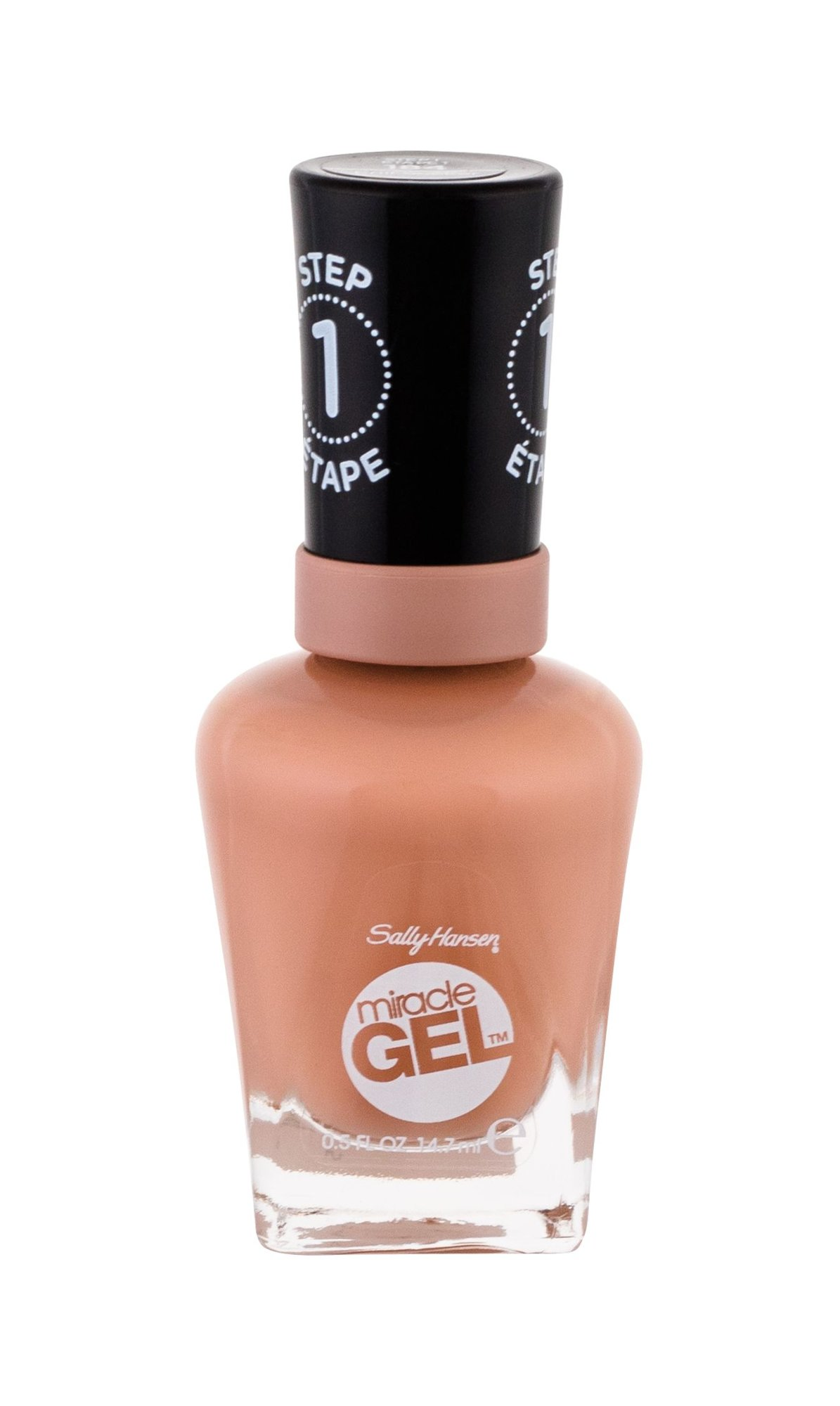 Sally Hansen Miracle Gel Nail Polish 14,7ml 184 Frill Seeker
