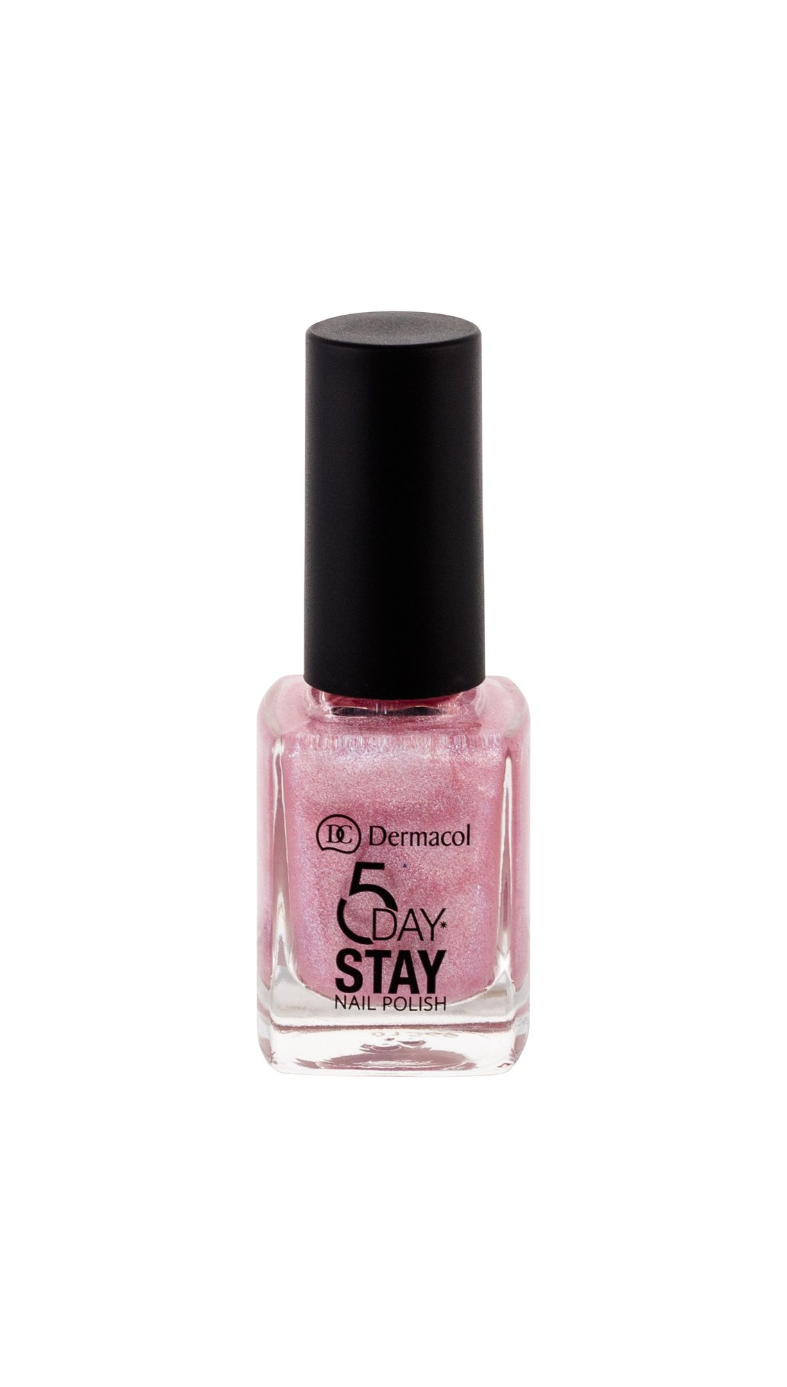 Dermacol 5 Day Stay Nail Polish 11ml 47 Sparkle