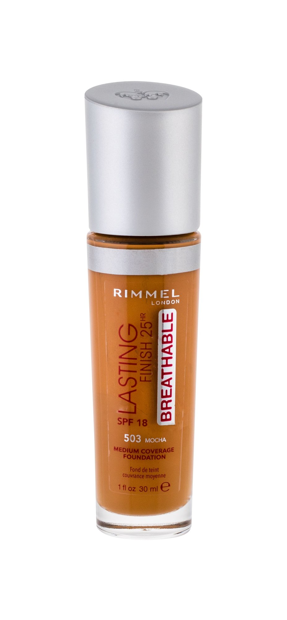 Rimmel London Lasting Finish Makeup 30ml 503 Mocha