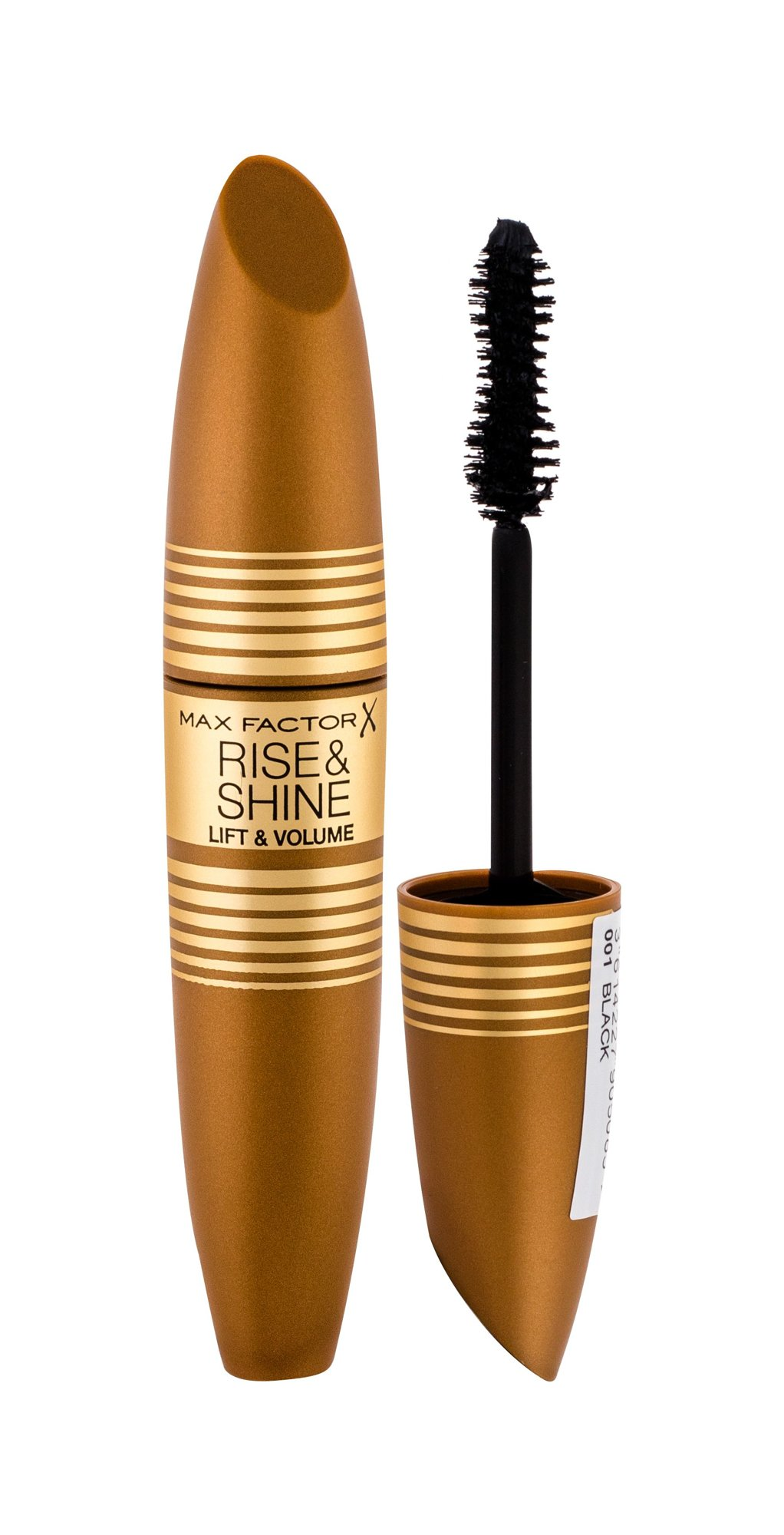 Max Factor Rise & Shine Mascara 12ml 001 Black