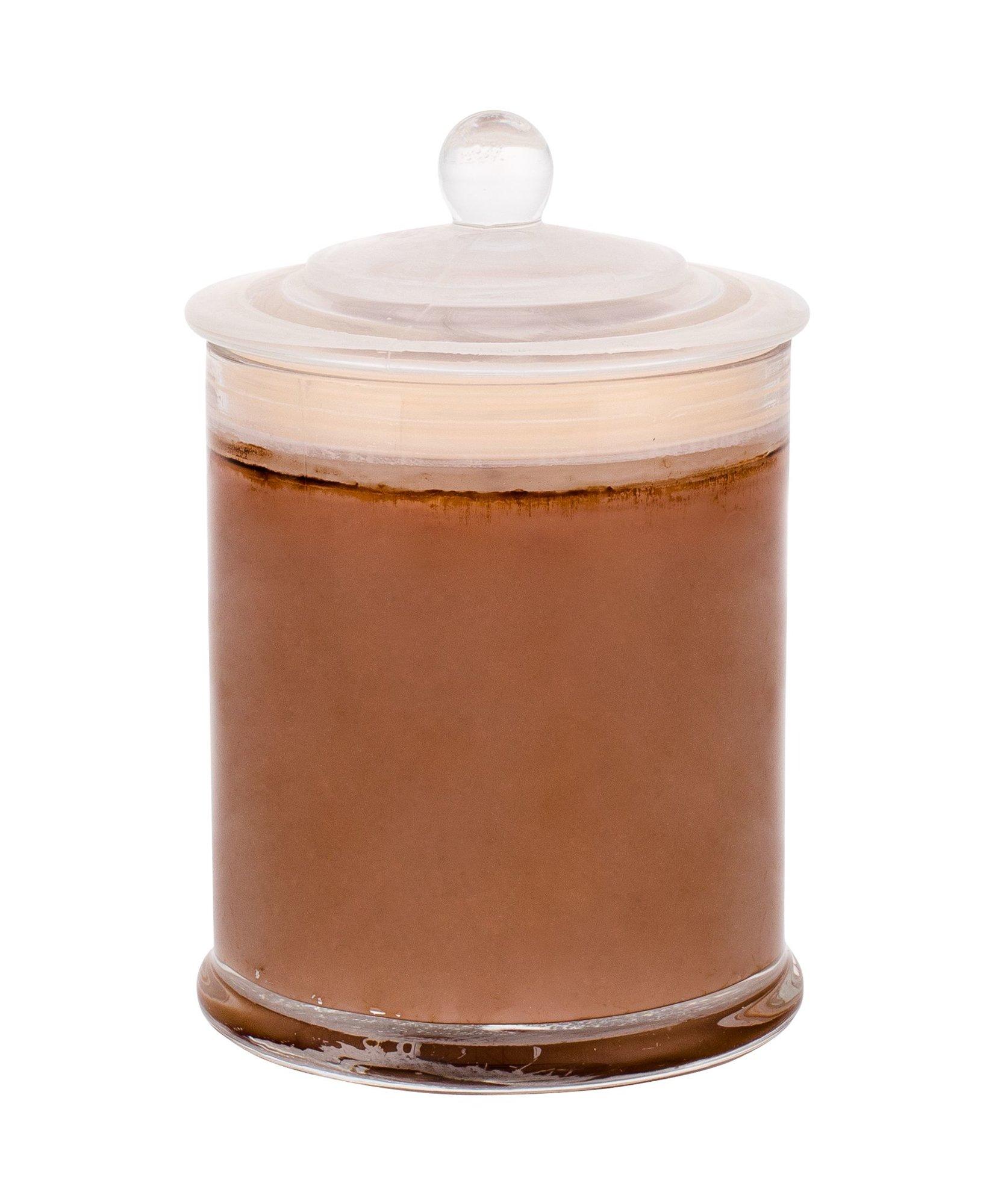 Glasshouse Bordeaux Scented Candle 350ml  Vanilla Noir