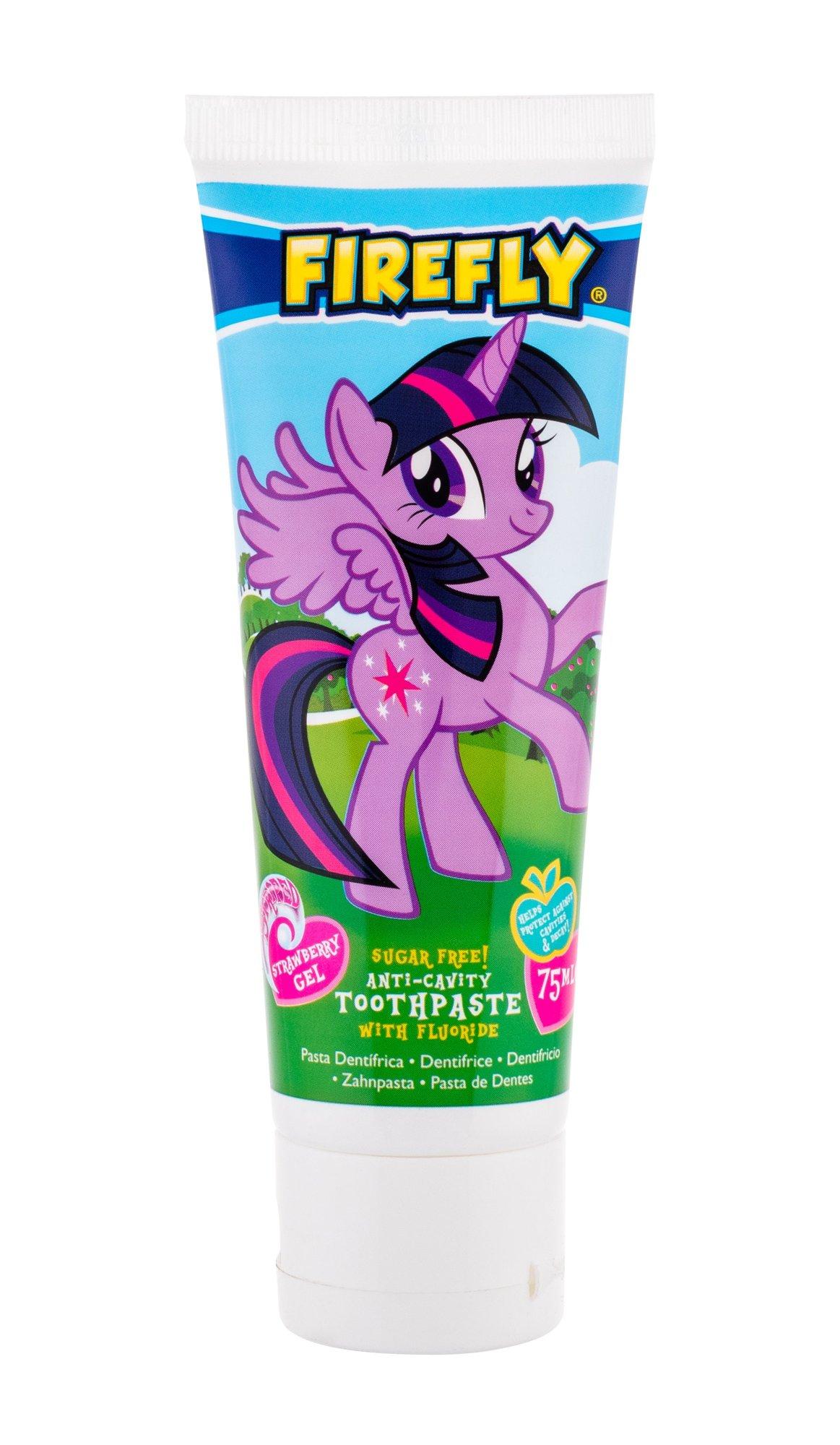My Little Pony Toothpaste Toothpaste 75ml Strawberry