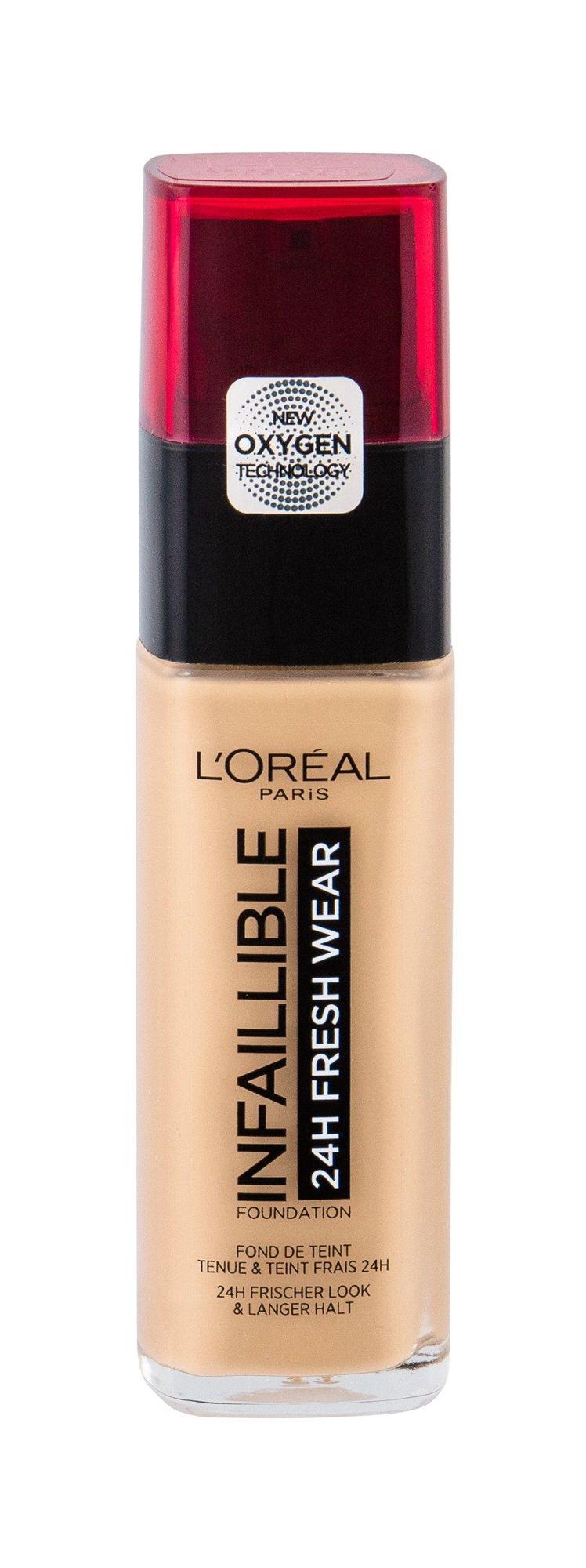 L´Oréal Paris Infallible Makeup 30ml 140 Golden Beige