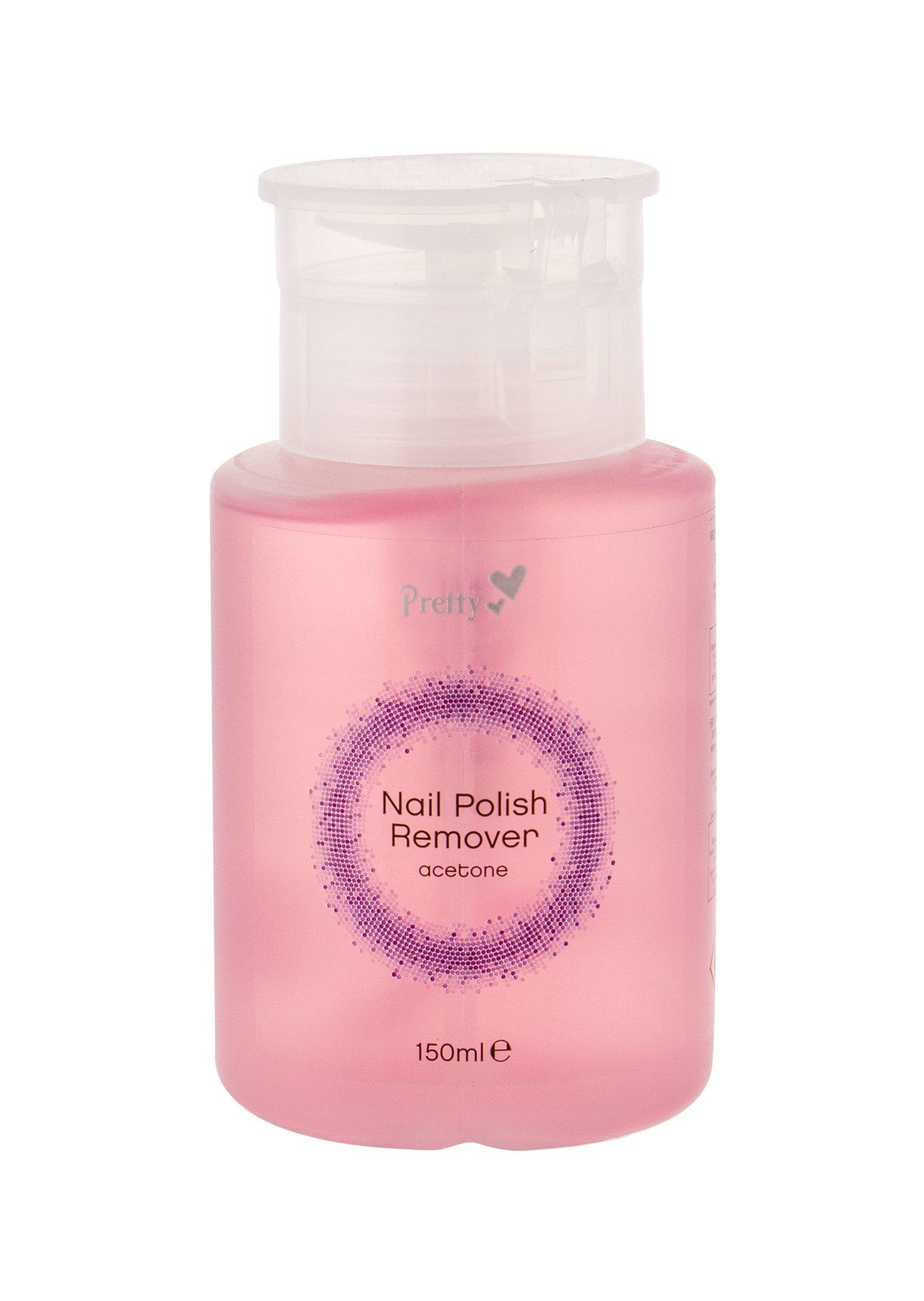Xpel Nail Care Nail Polish Remover 150ml  Pretty