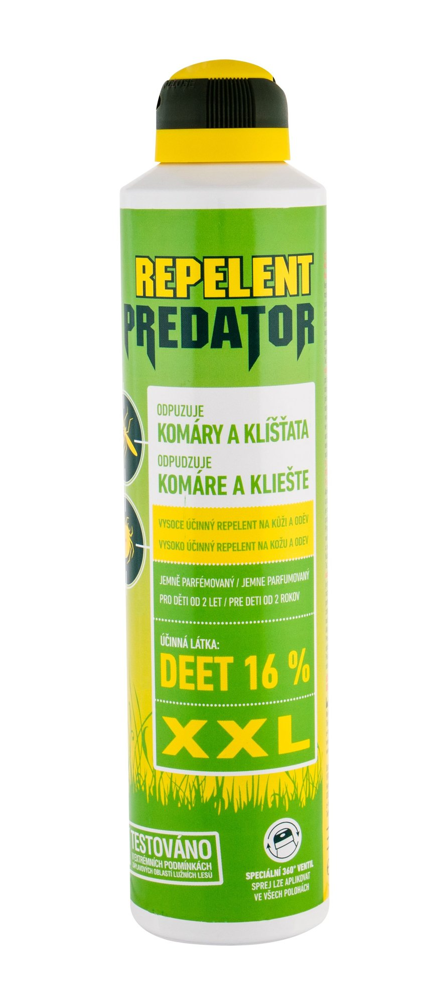 PREDATOR Repelent Repellent 300ml