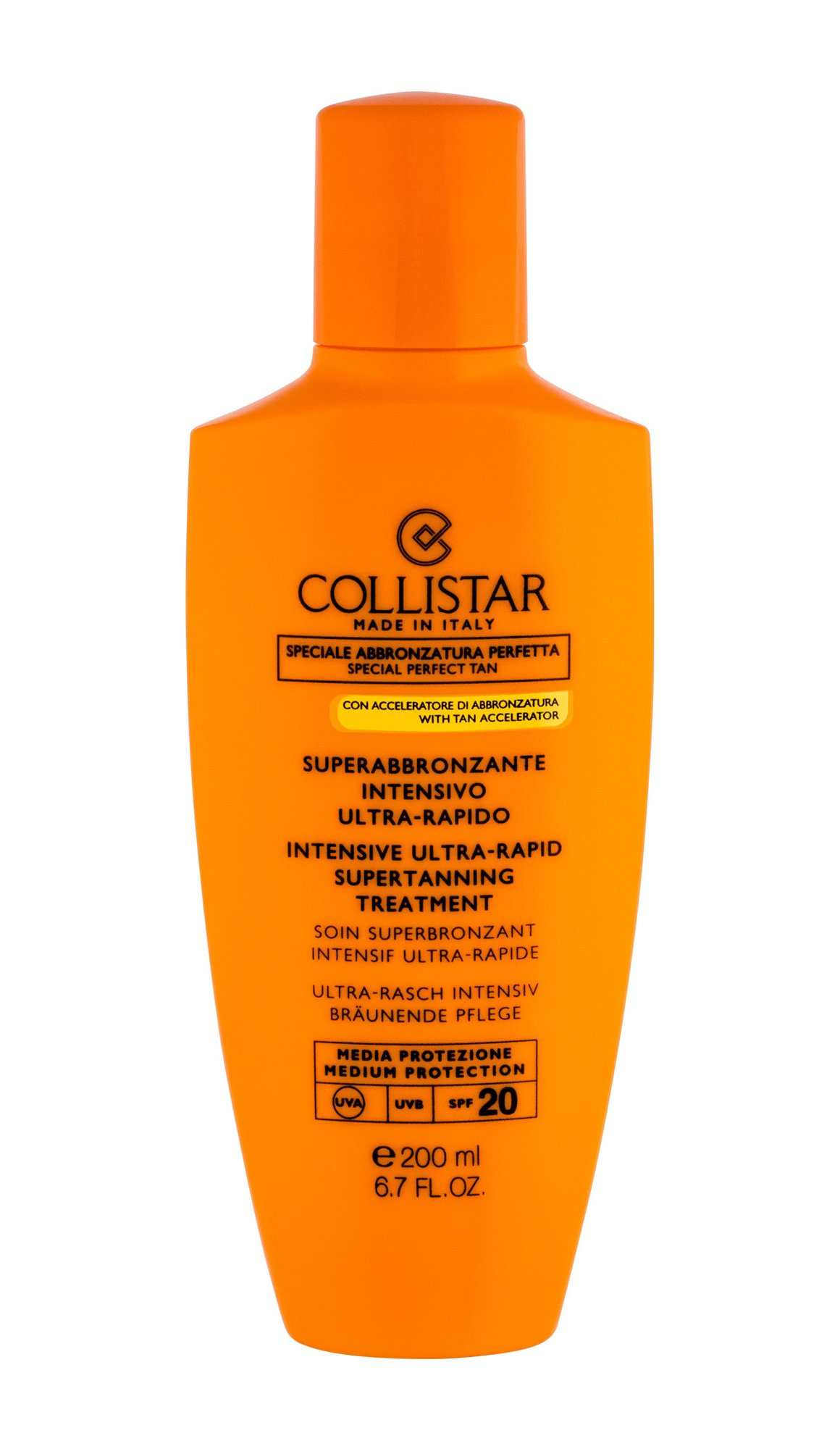 Collistar Special Perfect Tan Sun Body Lotion 200ml
