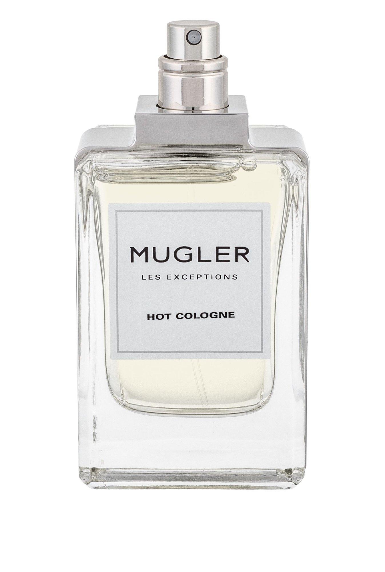 Thierry Mugler Les Exceptions Hot Cologne Eau de Parfum 80ml