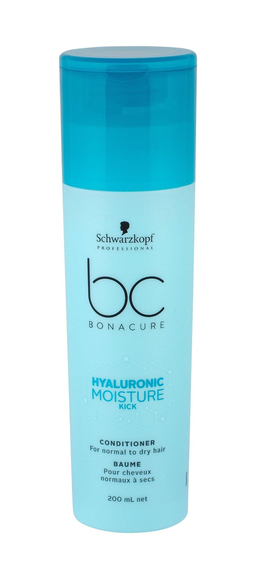 Schwarzkopf Professional BC Bonacure Hyaluronic Moisture Kick Conditioner 200ml