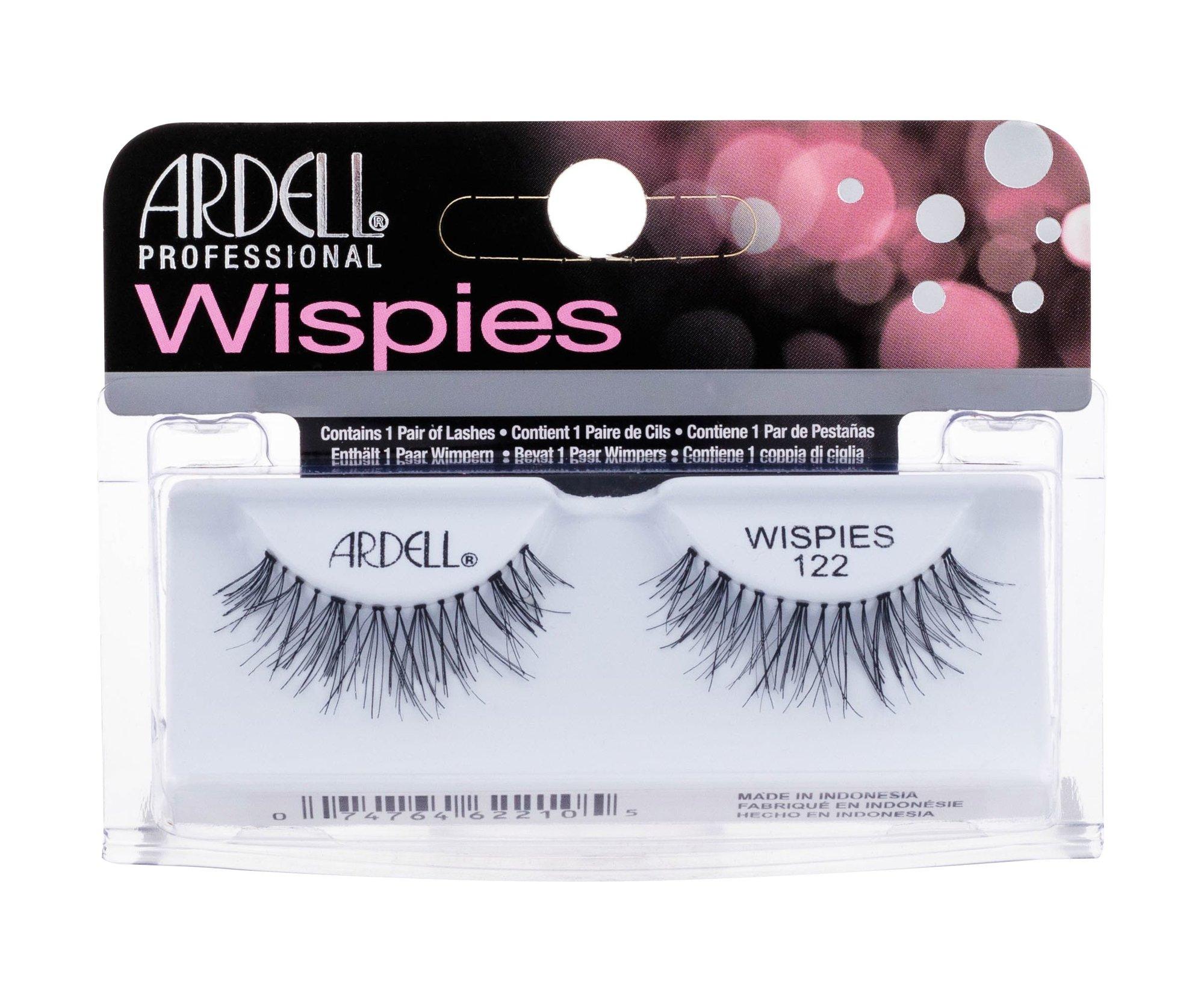 Ardell Wispies False Eyelashes 1ml Black